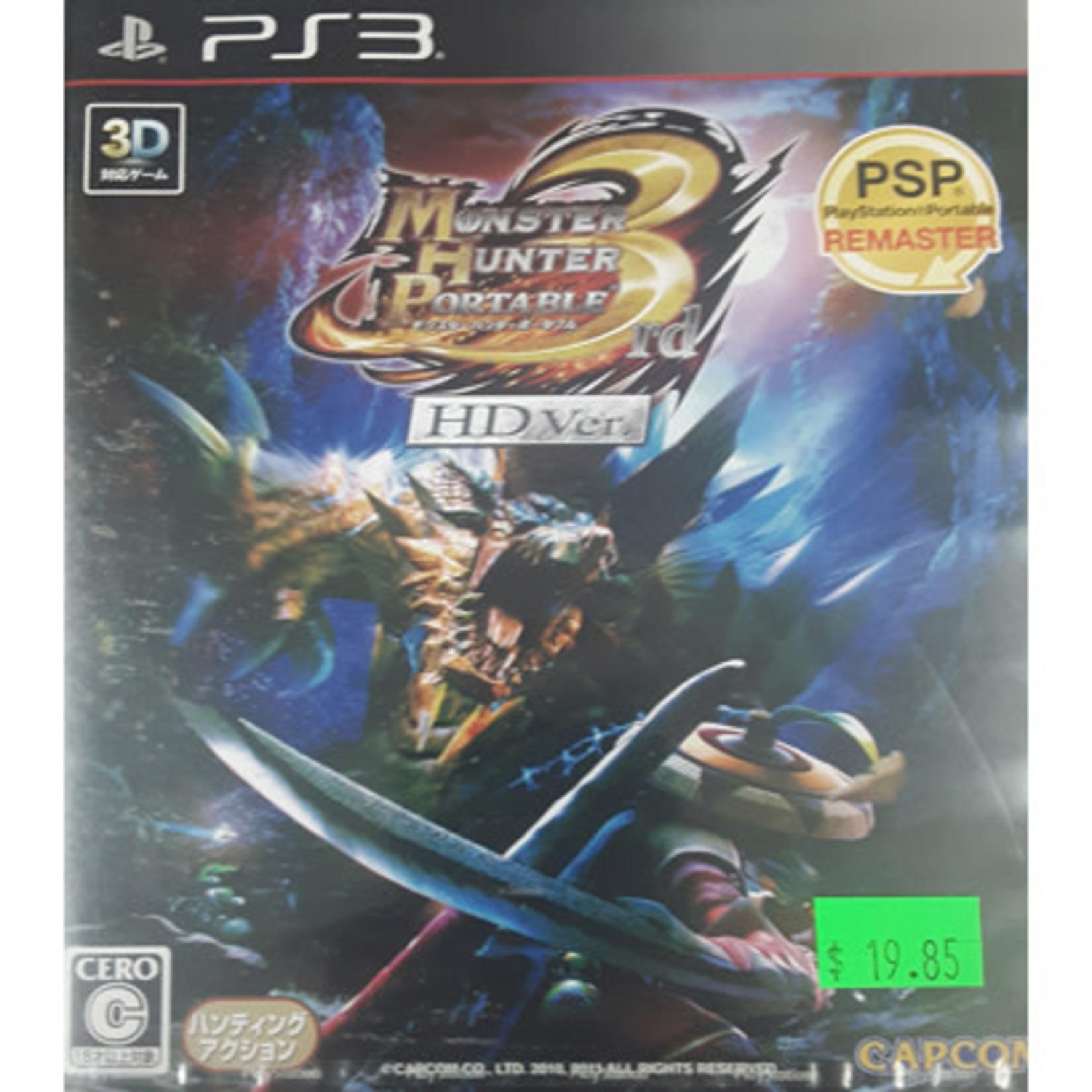 IMPORT-PS3u-Monster Hunter Portable 3rd