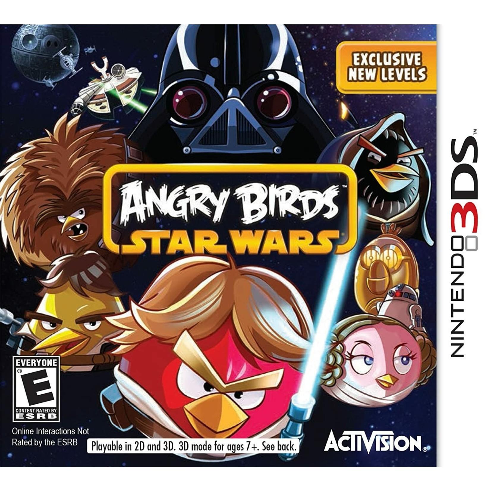 3DSU-Angry Birds: Star Wars