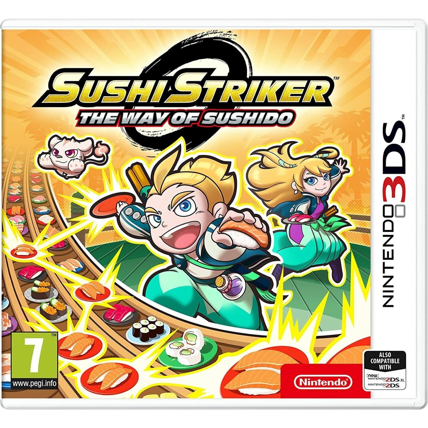 3DSU-Sushi Striker: The Way of Sushido