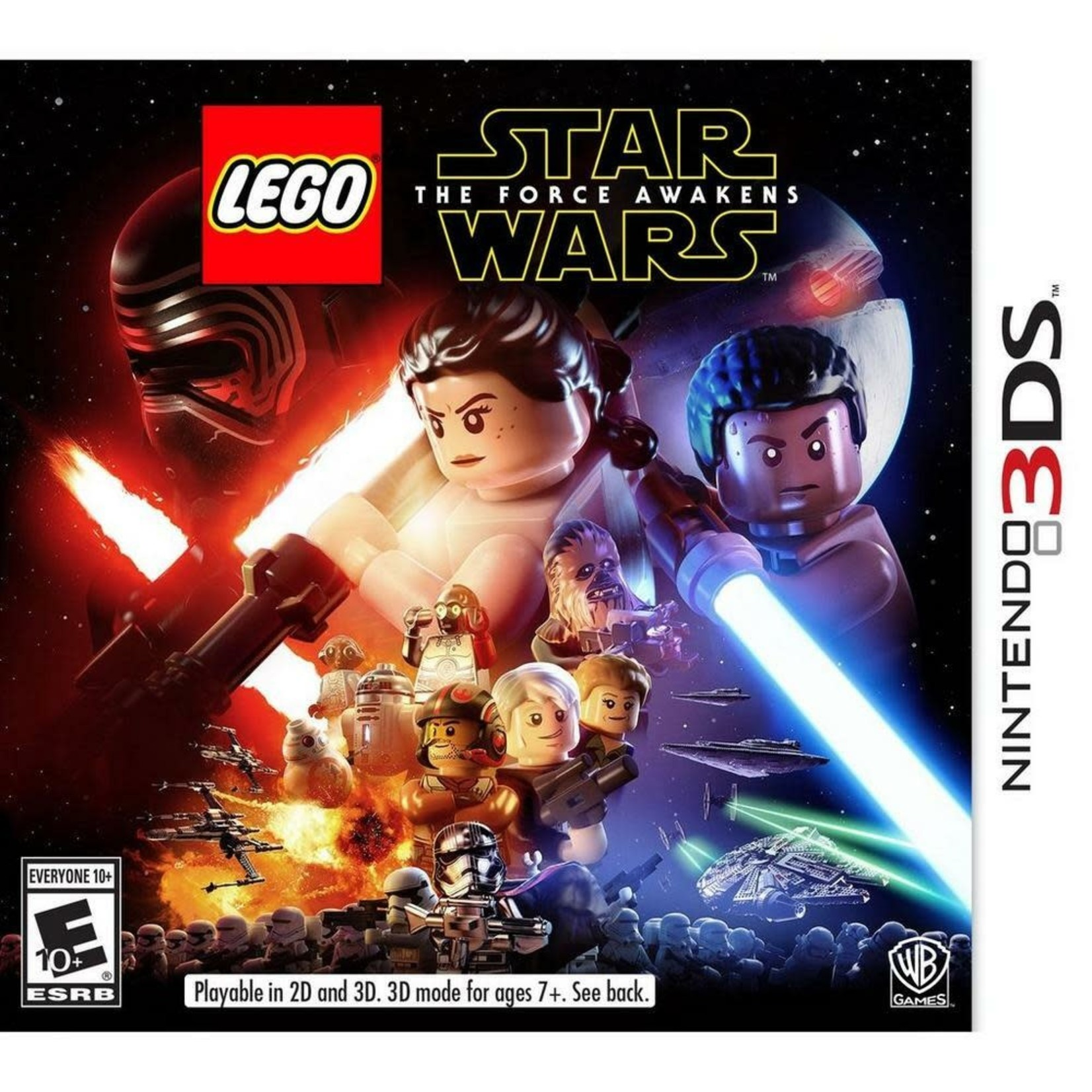 3DS-LEGO Star Wars: The Force Awakens