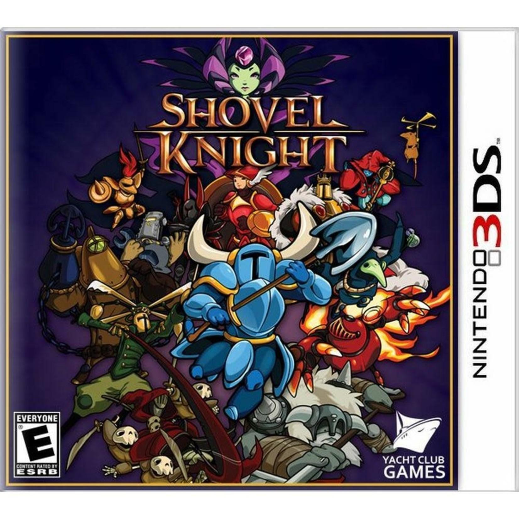 3DS-Shovel Knight