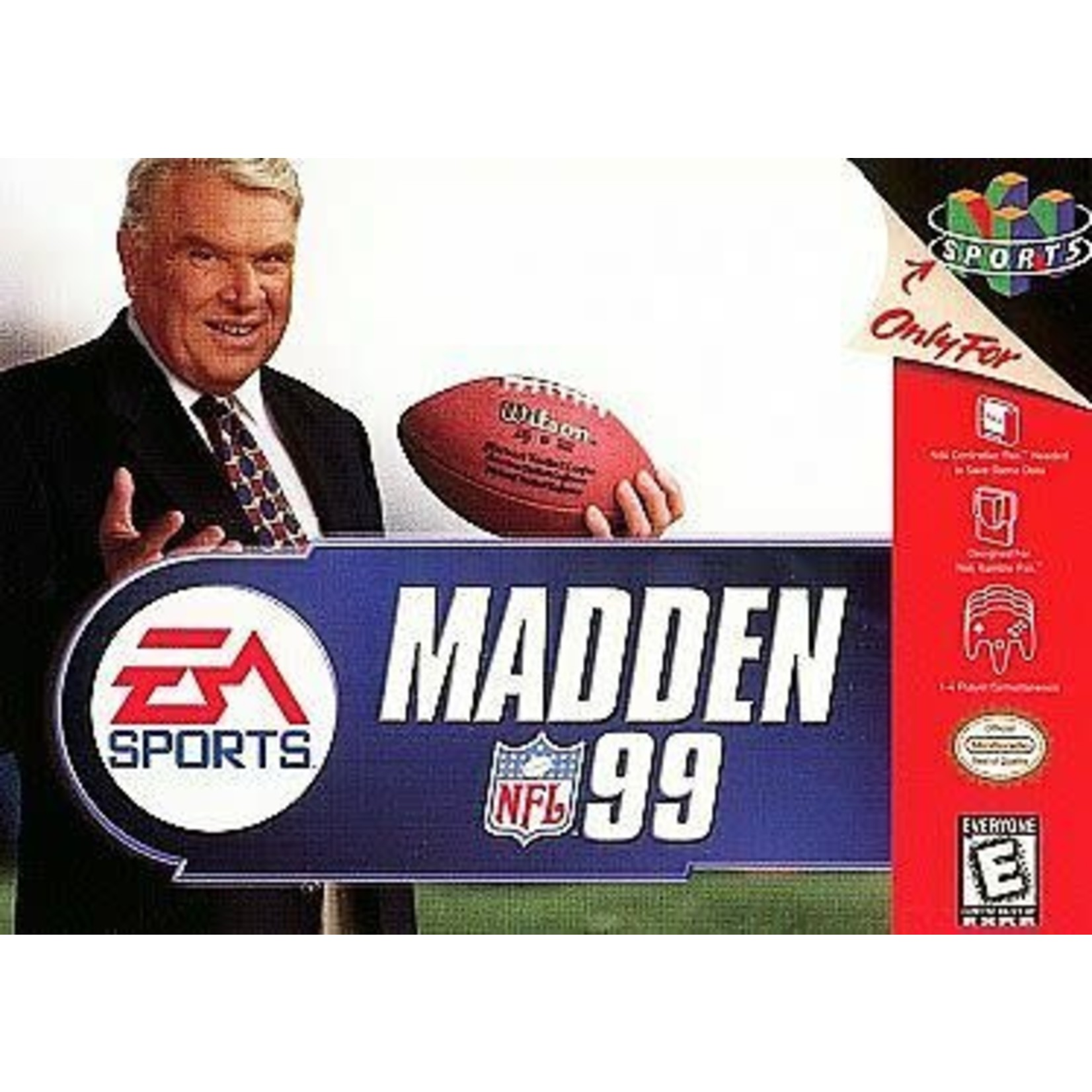 n64u-Madden 99 (in box)