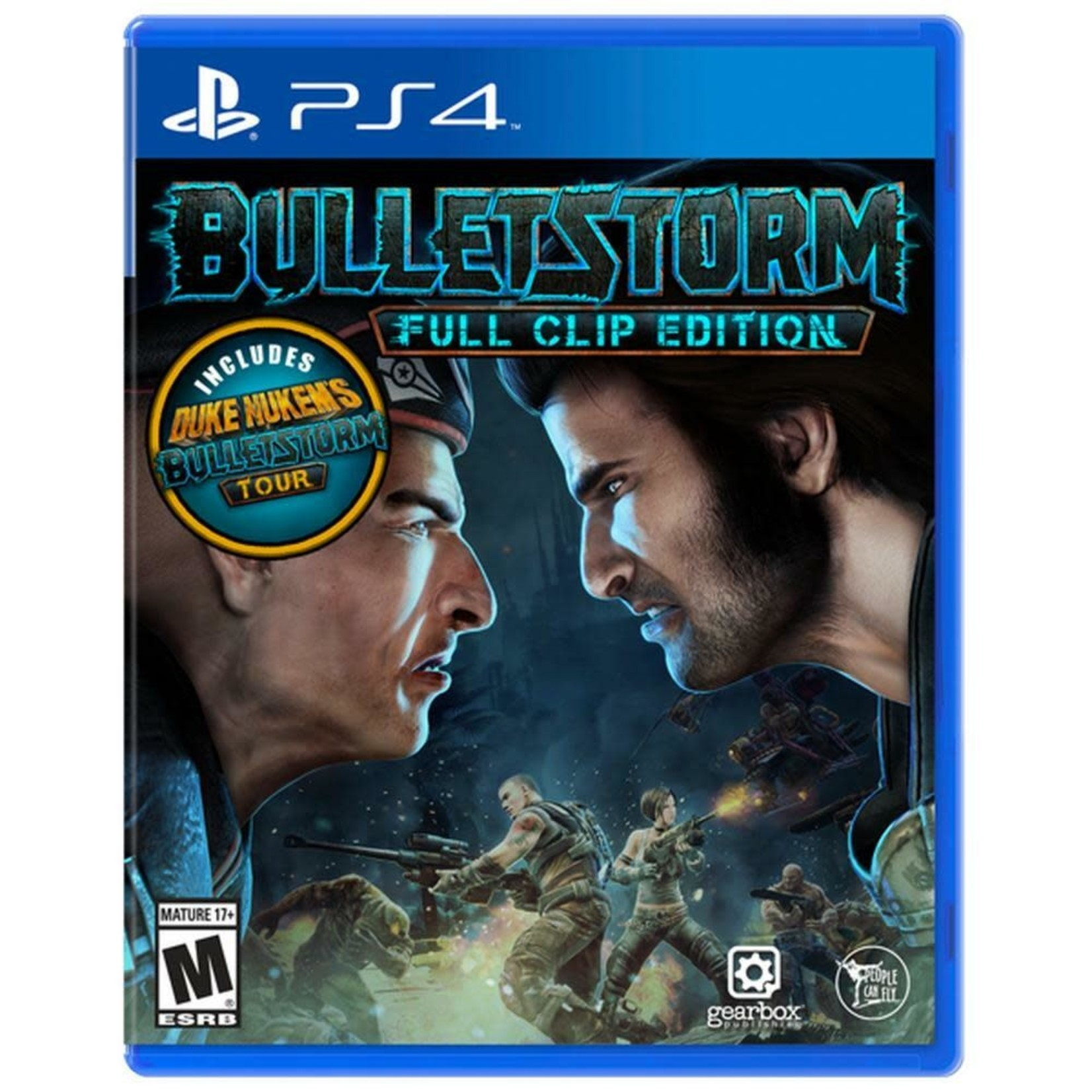 PS4U-Bulletstorm: Full Clip Edition