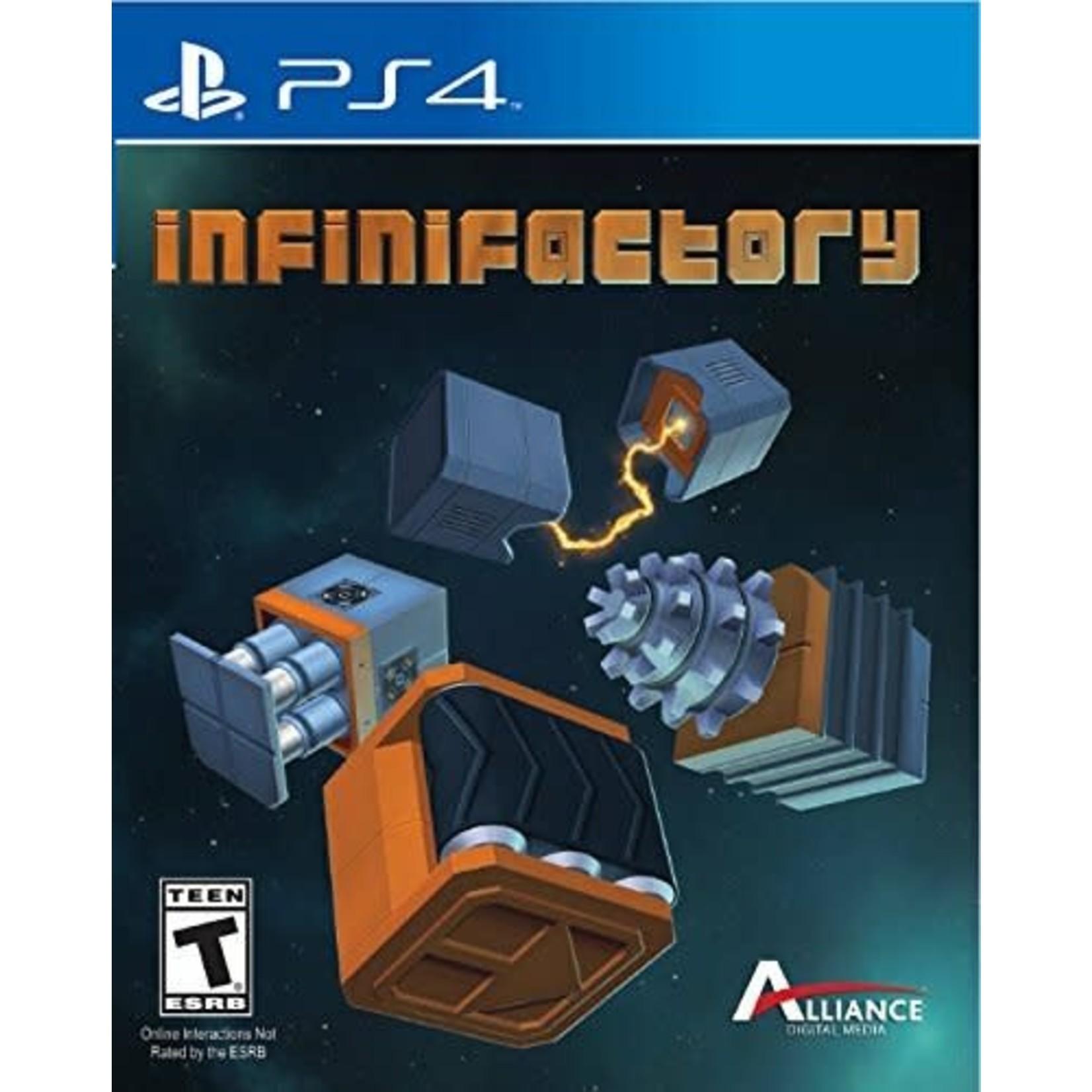 PS4-Infinifactory