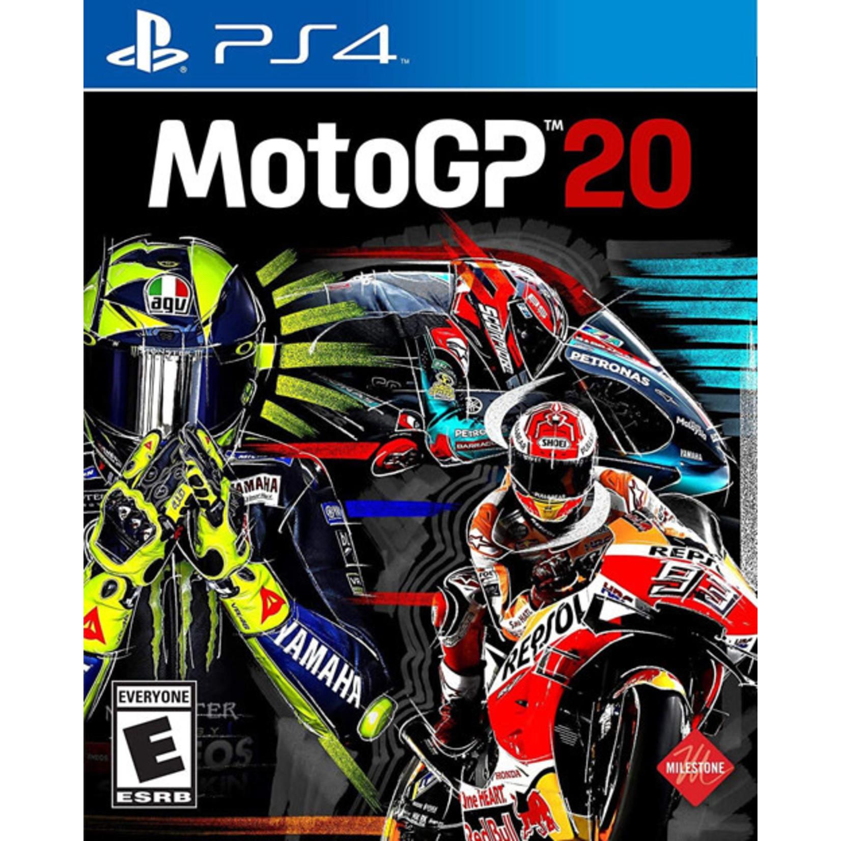 PS4-MotoGP 20