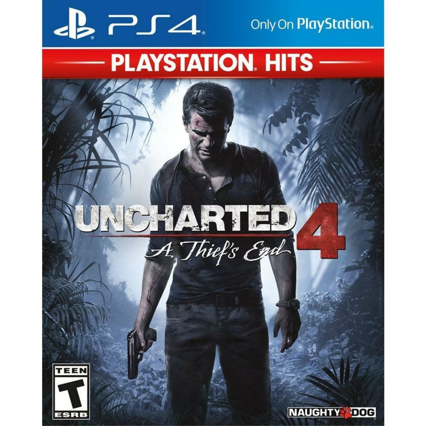 PS4U-UNCHARTED 4: A Thief's End