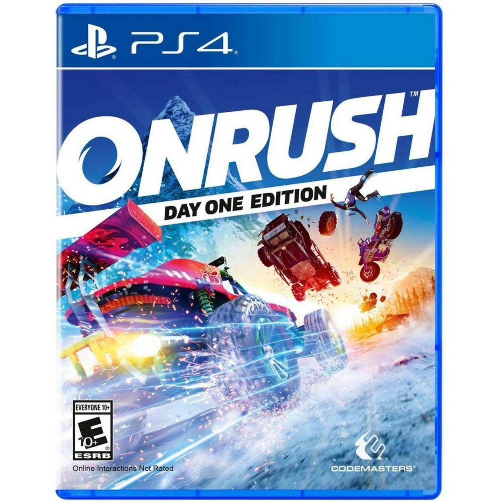 PS4-Onrush
