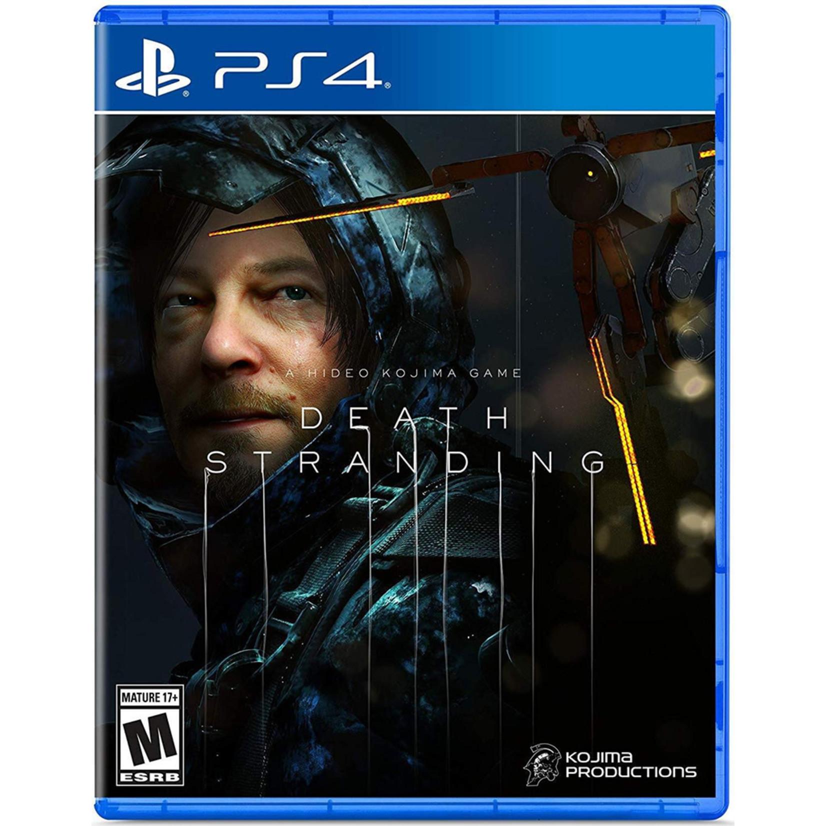 PS4-Death Stranding