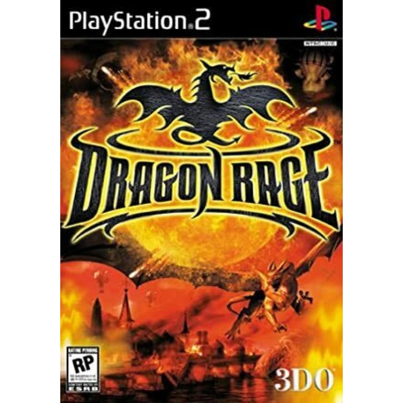 PS2u-Dragon Rage