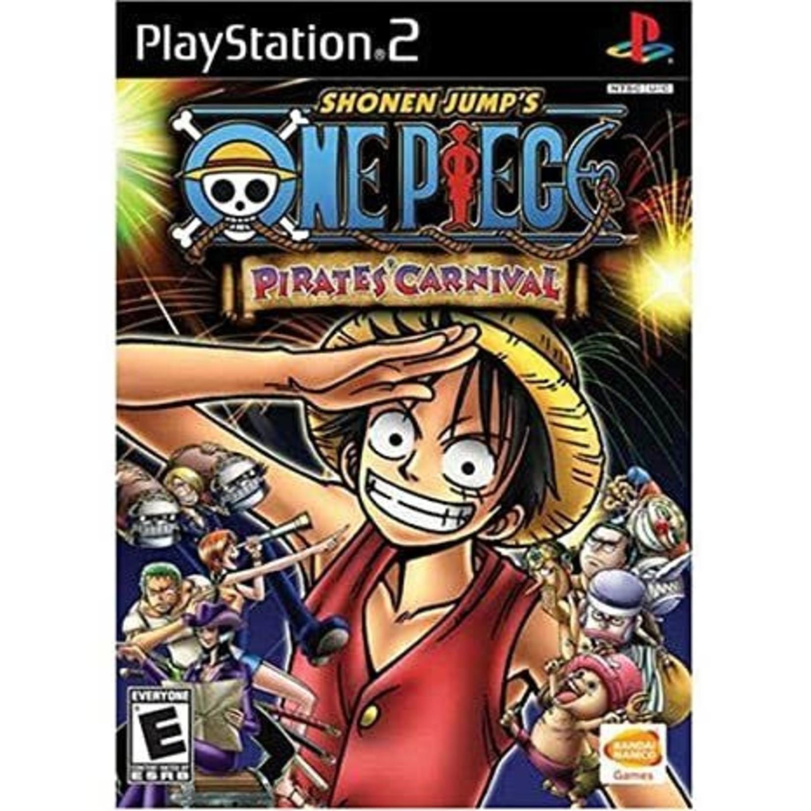 ps2u-One Piece Pirates Carnival