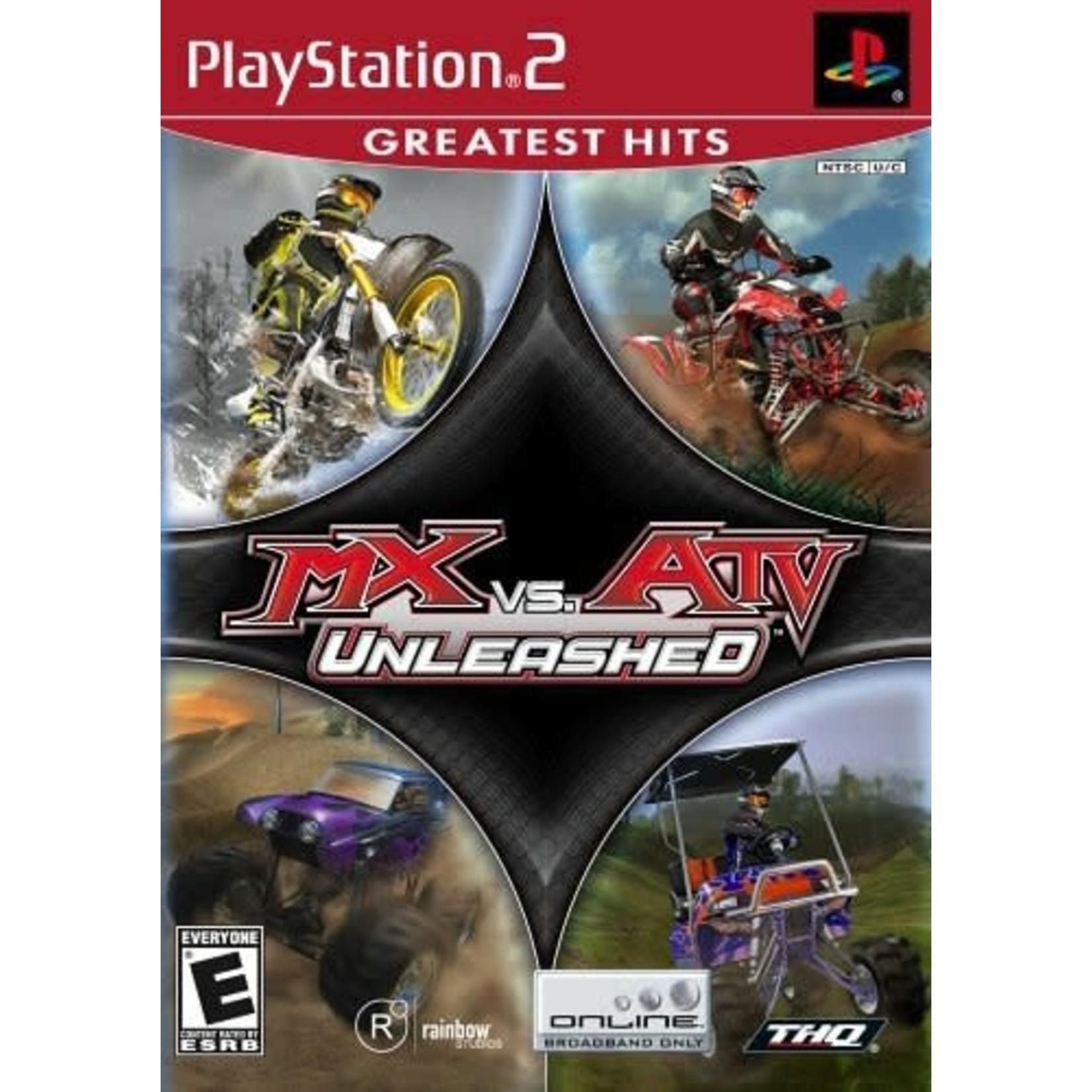ps2u-MX Vs. ATV Unleashed