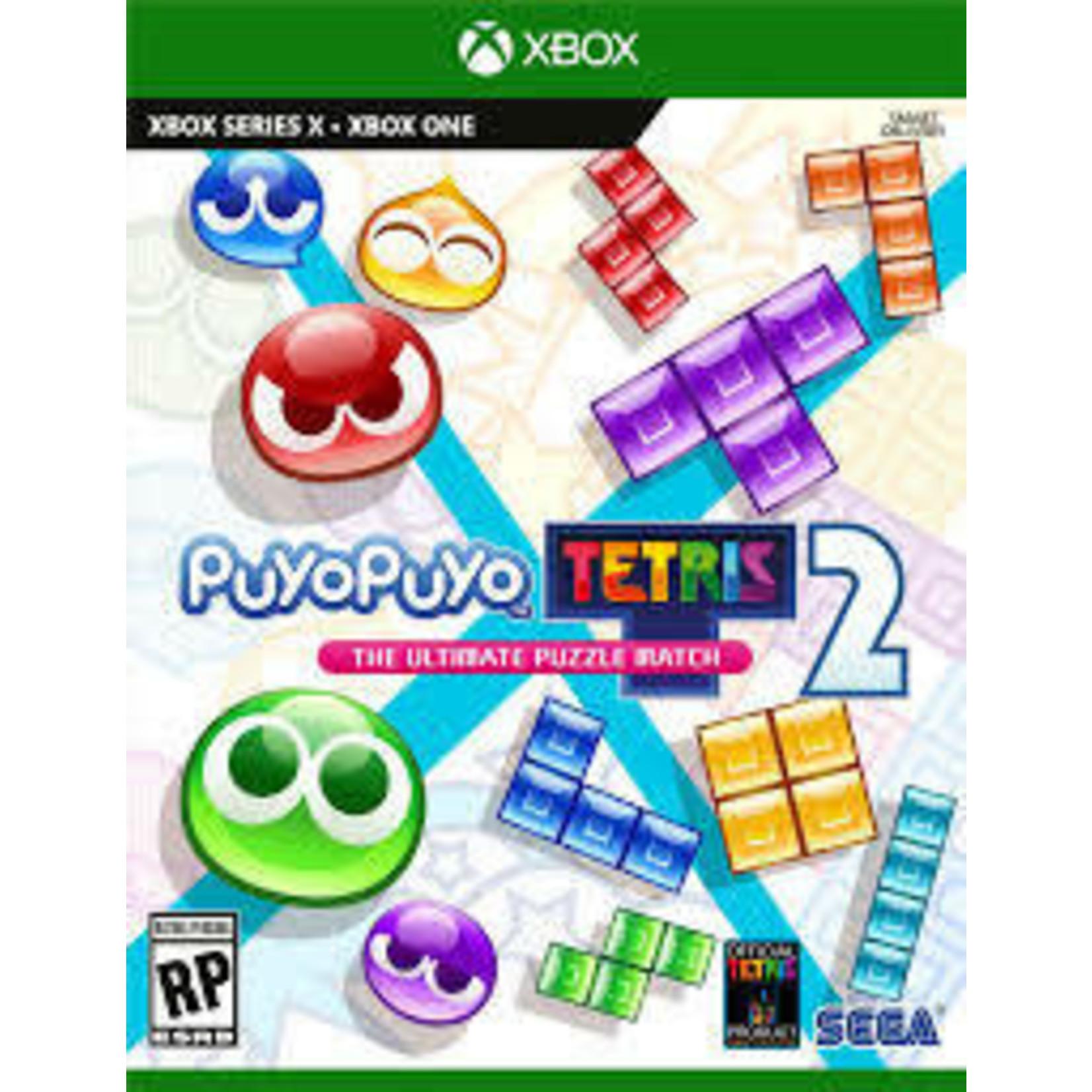 XB1-Puyo Puyo Tetris 2