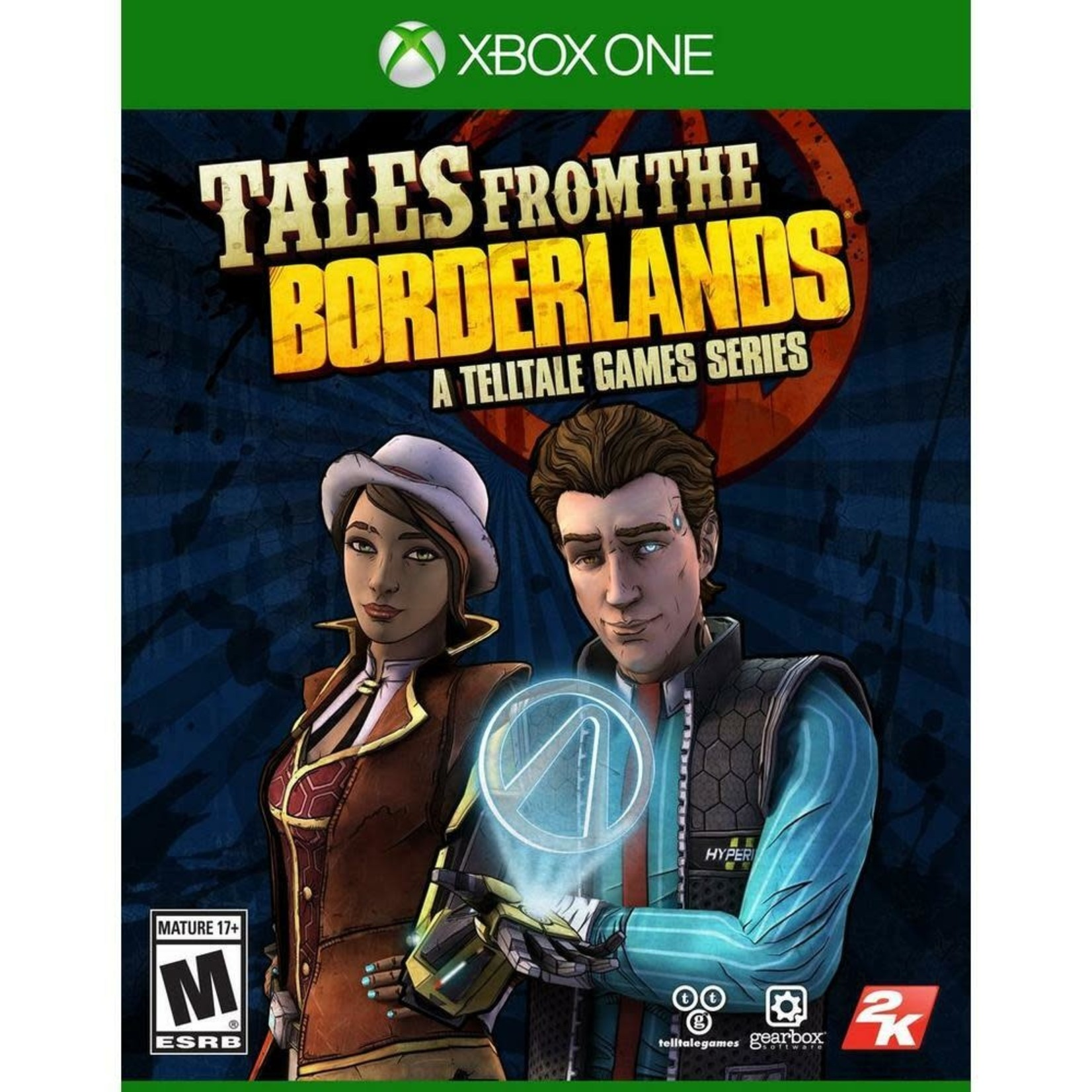 XB1U-Tales From the Borderlands