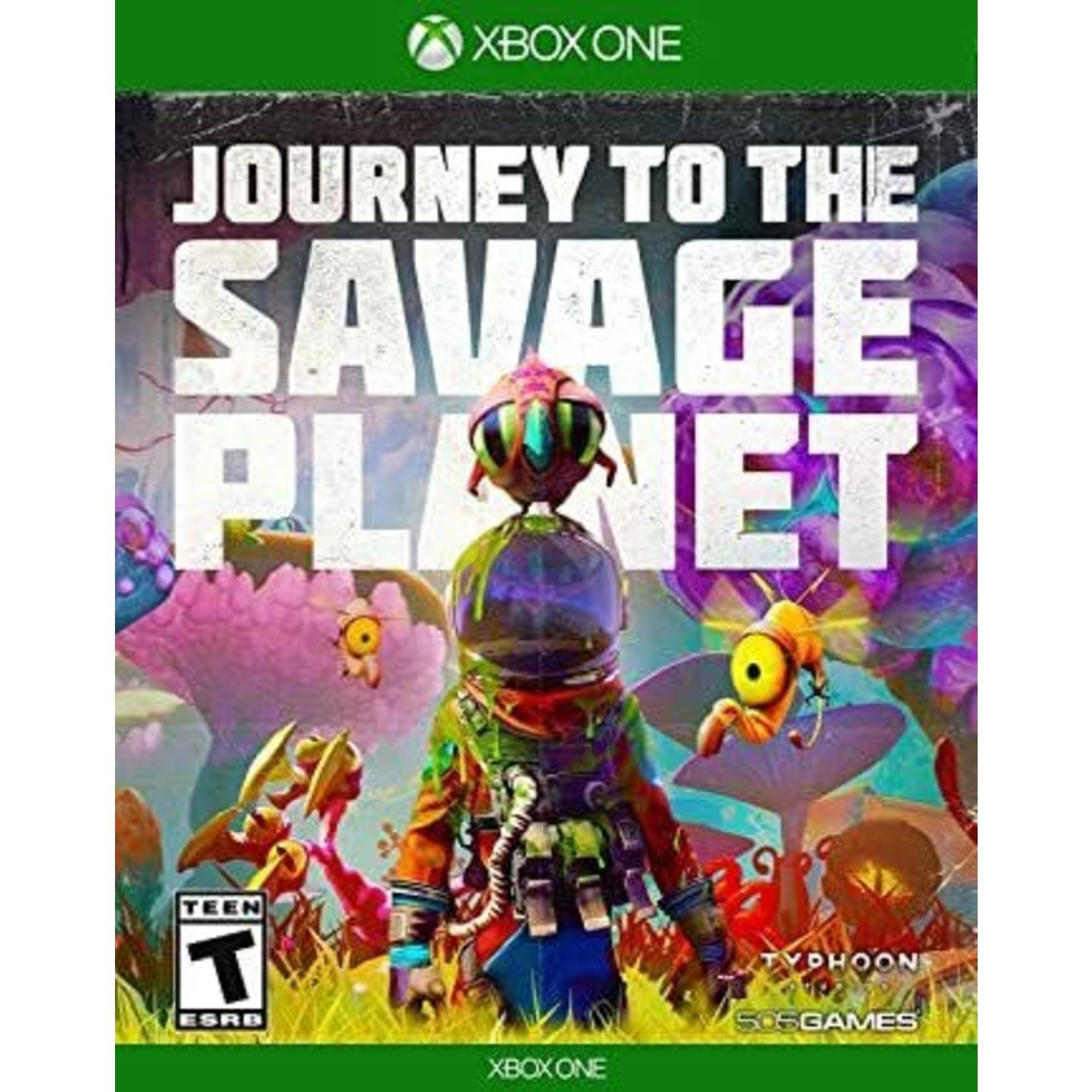 XB1u-Journey to the Savage Planet