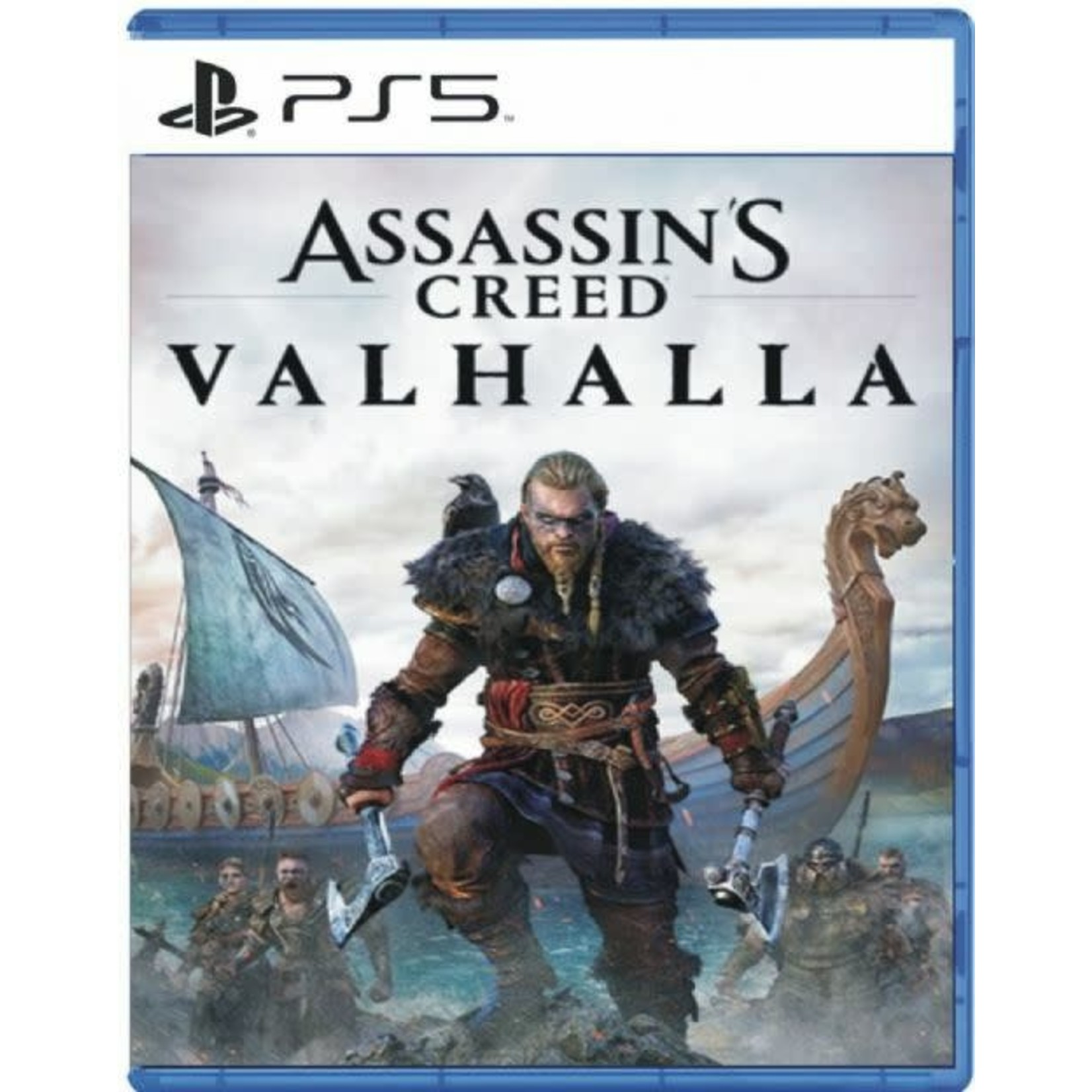 PS5-Assassin's Creed Valhalla