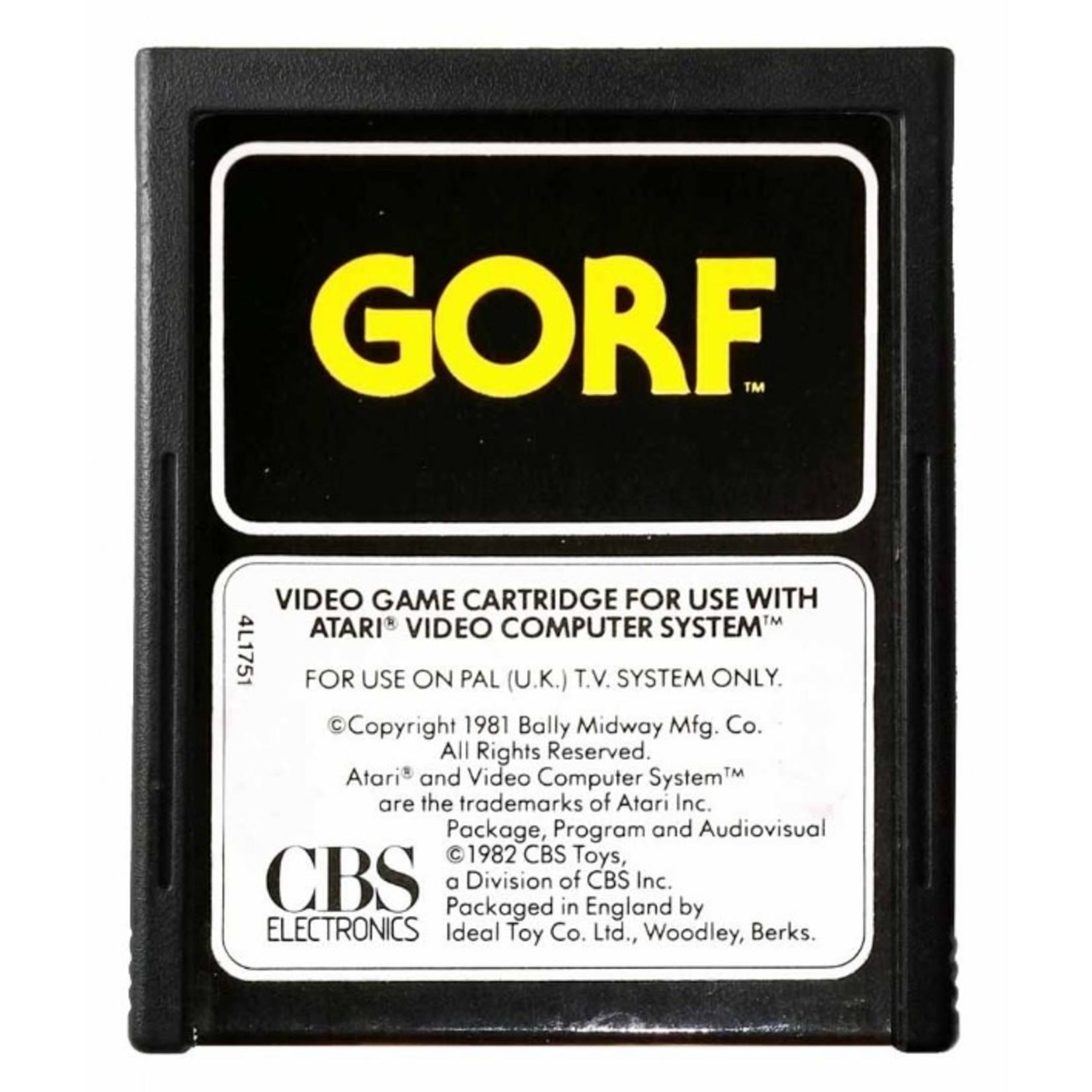 ATARIU-GORF (CART ONLY)