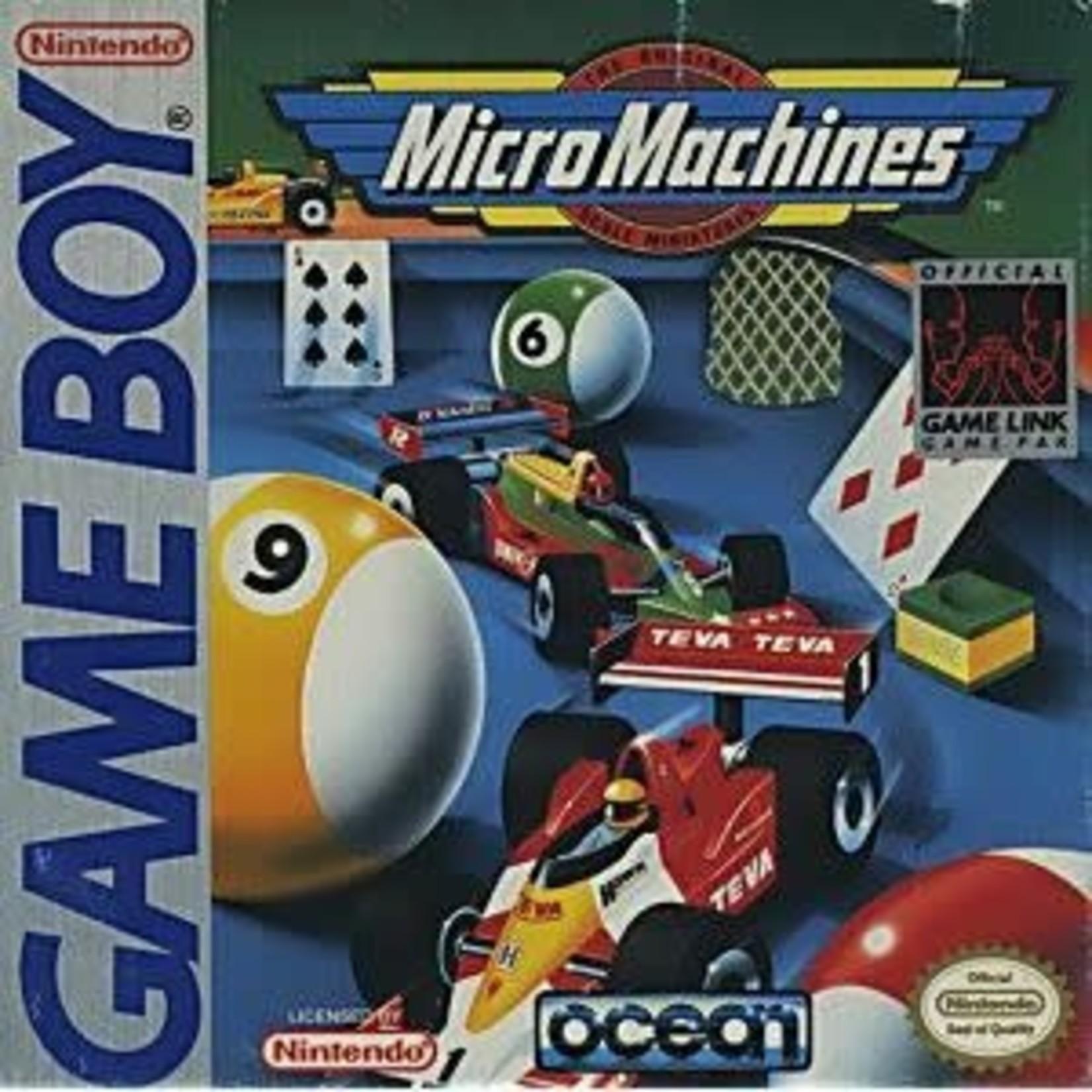 GBU-Micro Machines  (cartridge)