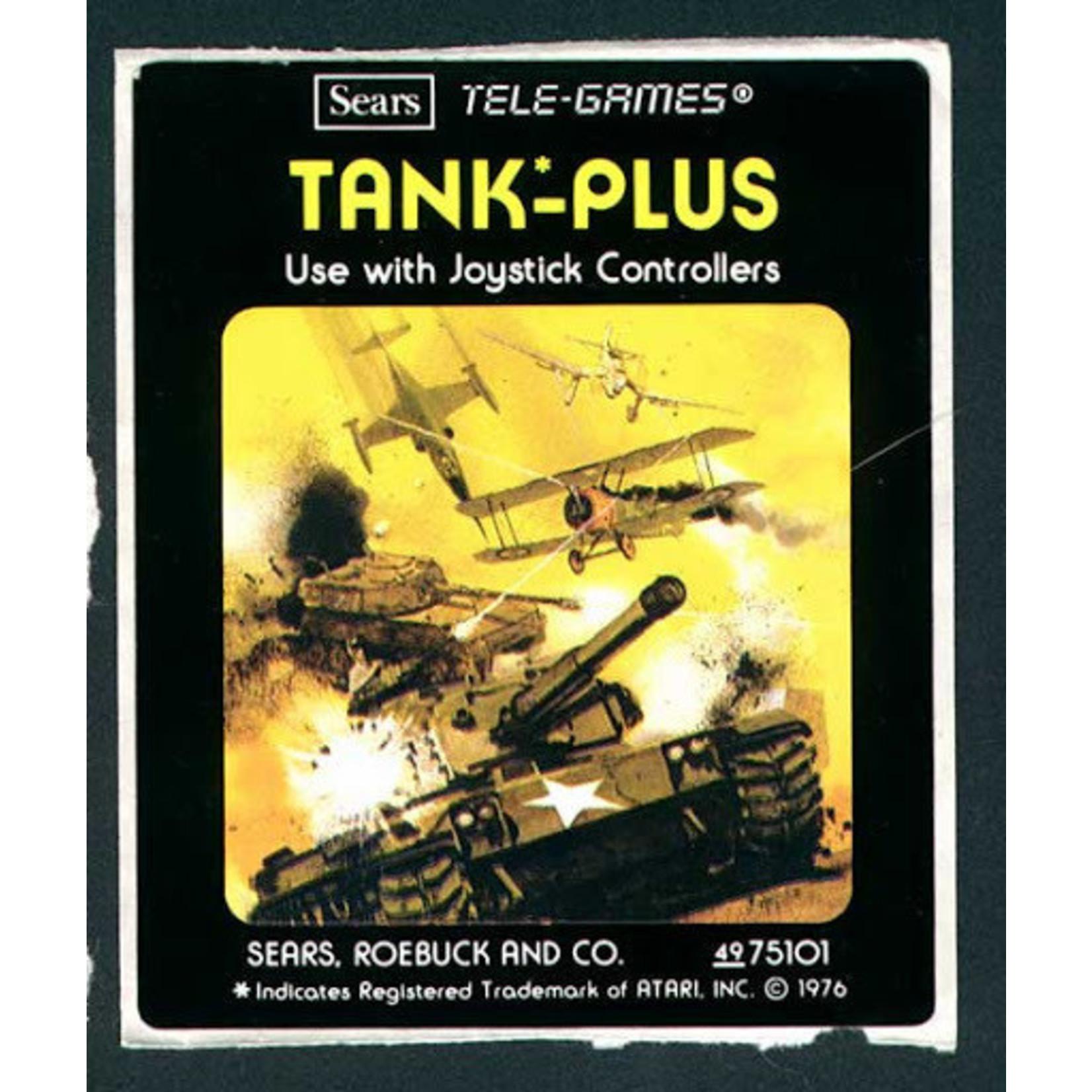 atariu-Tank Plus (cart only)