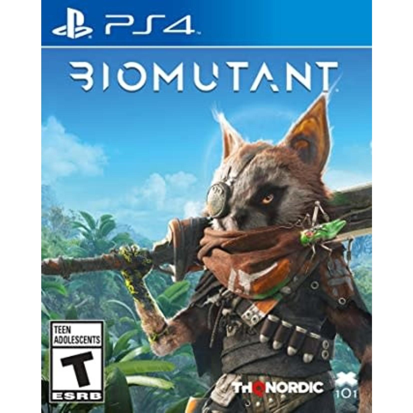PS4-Biomutant