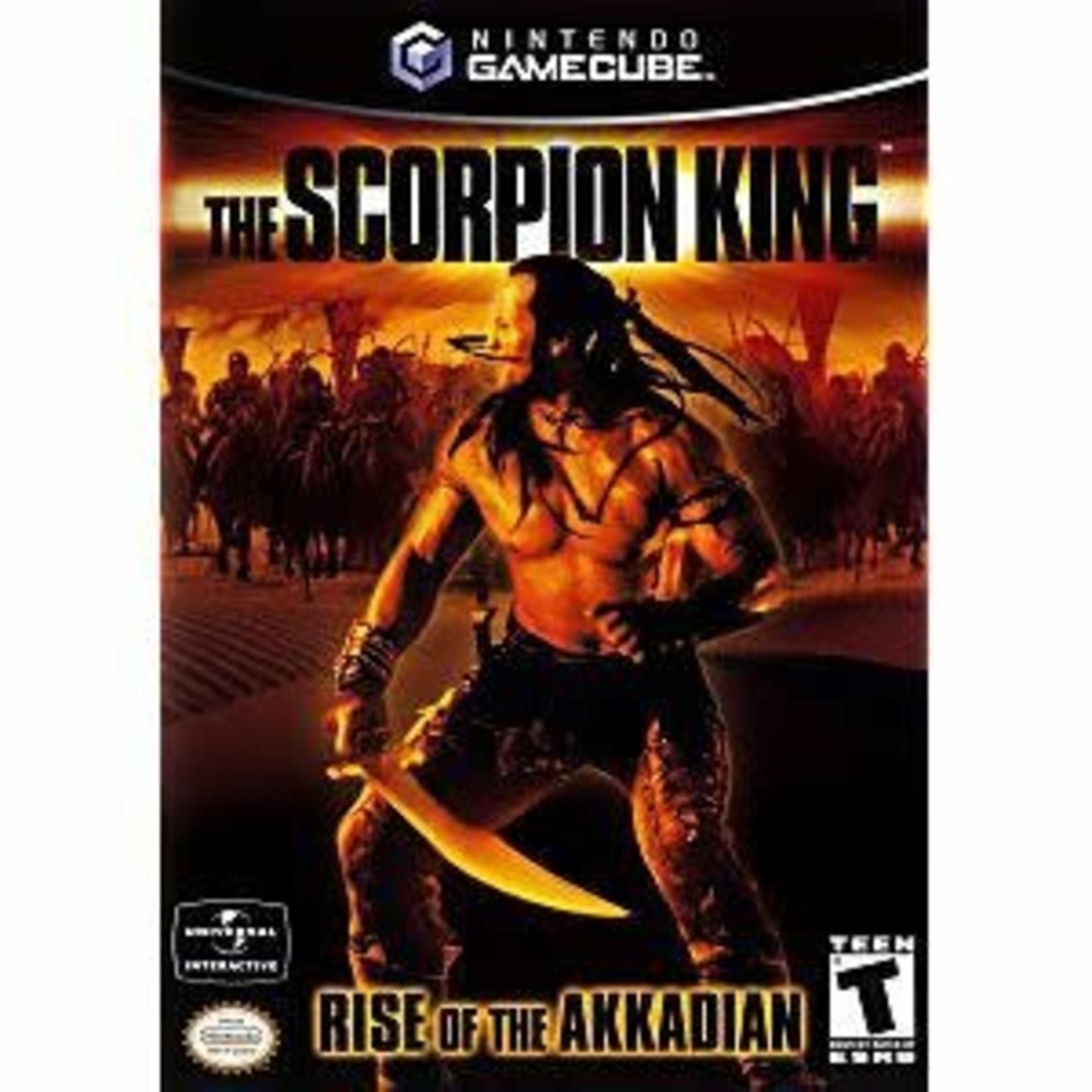 GCU-SCORPION KING RISE OF AKKADIAN