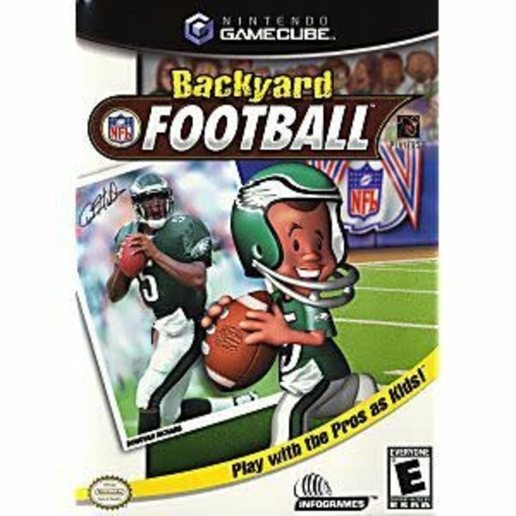 GCu-Backyard Football