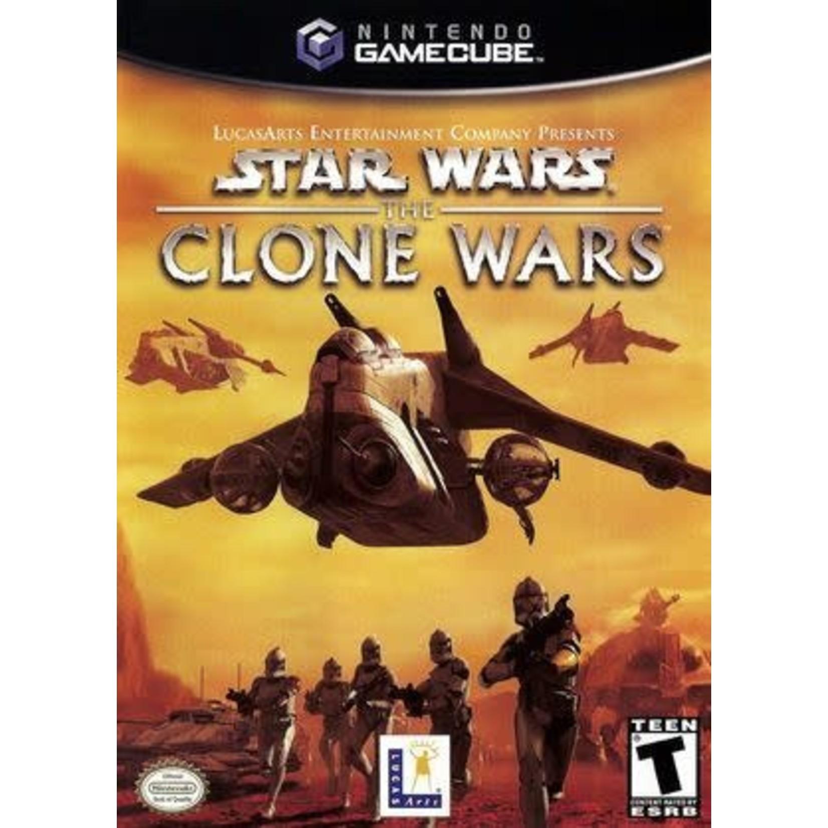 GCU-Star Wars Clone Wars