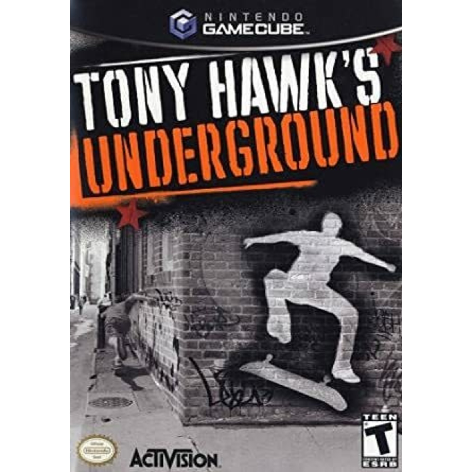 GCU-Tony Hawk's Underground