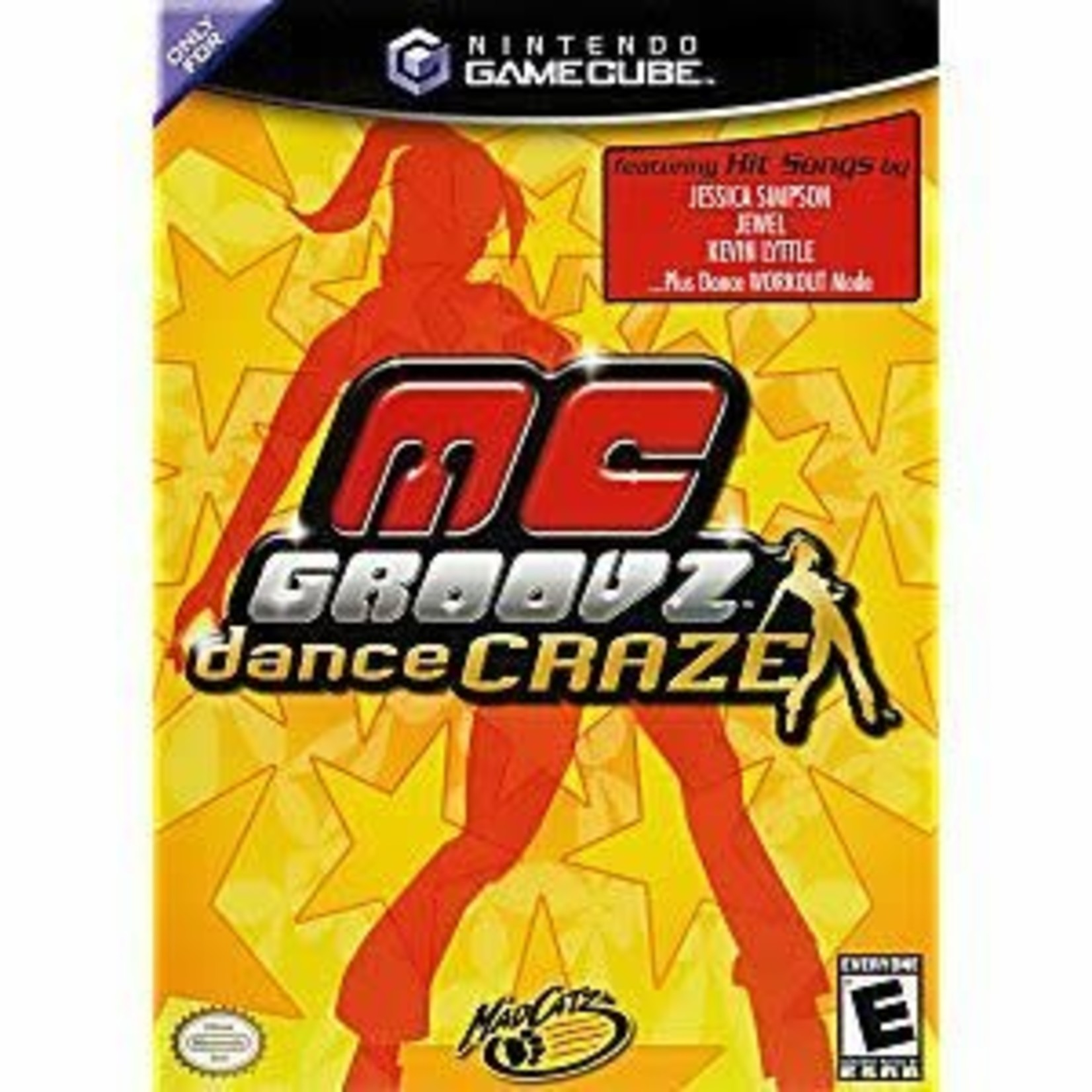 GCU-MCGROOVES DANCE CRAZE