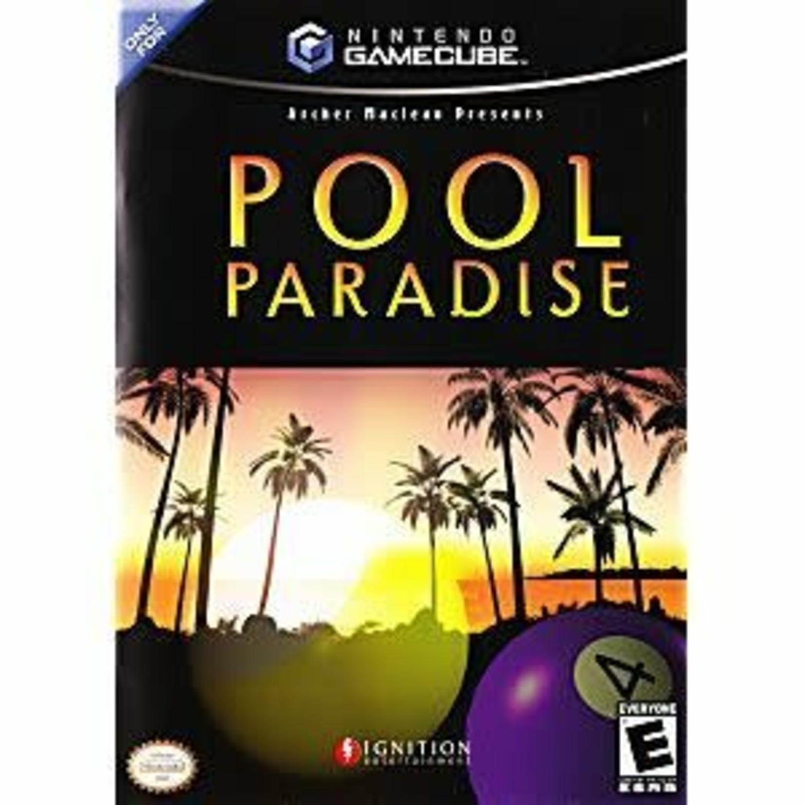 GCU-Pool Paradise