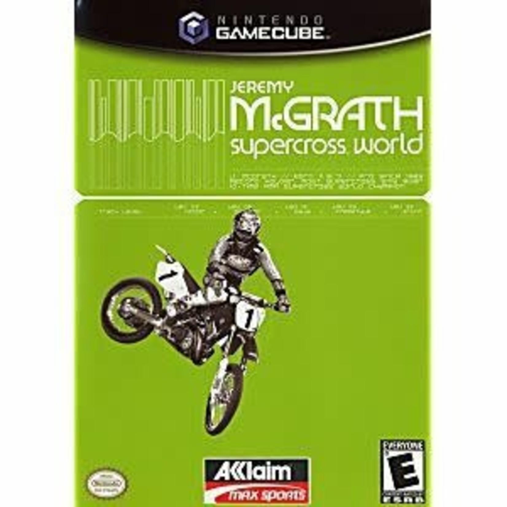 GCU-Jeremy McGrath Supercross World