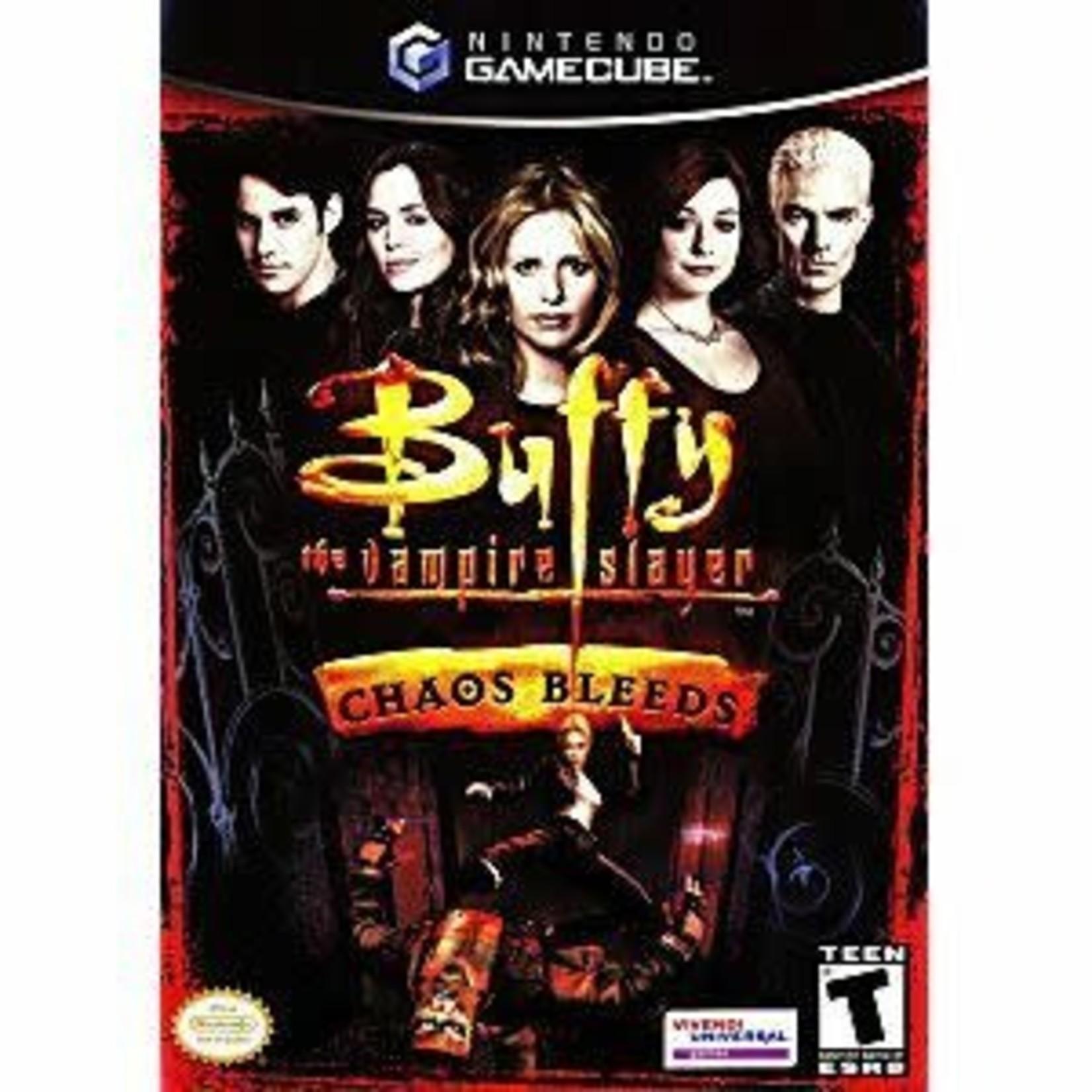GCU-Buffy The Vampire Slayer Chaos Bleeds