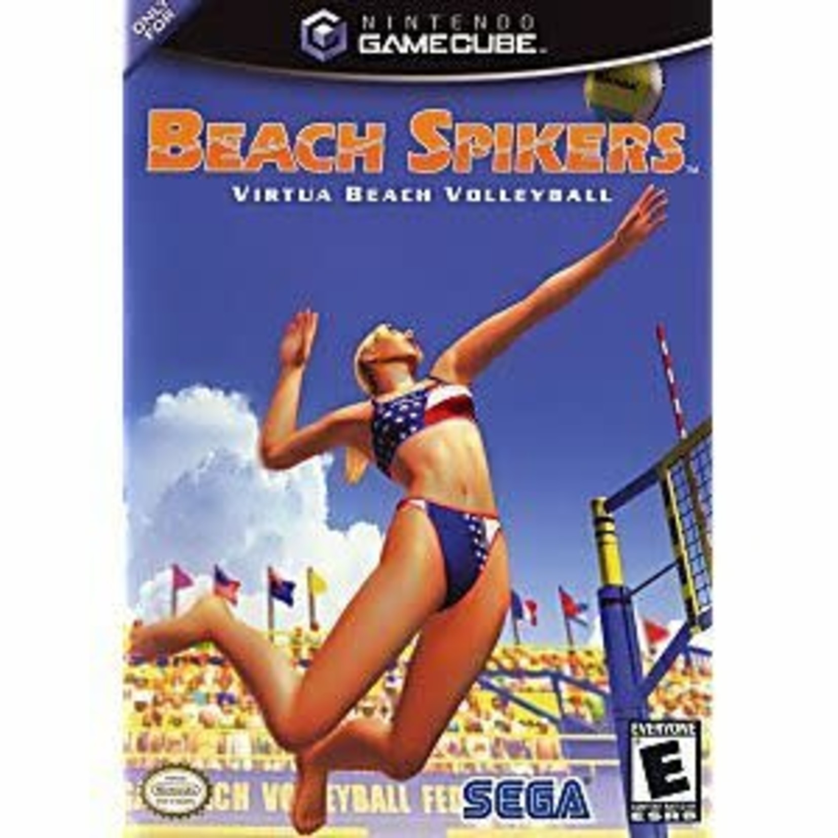 GCU-Beach Spikers