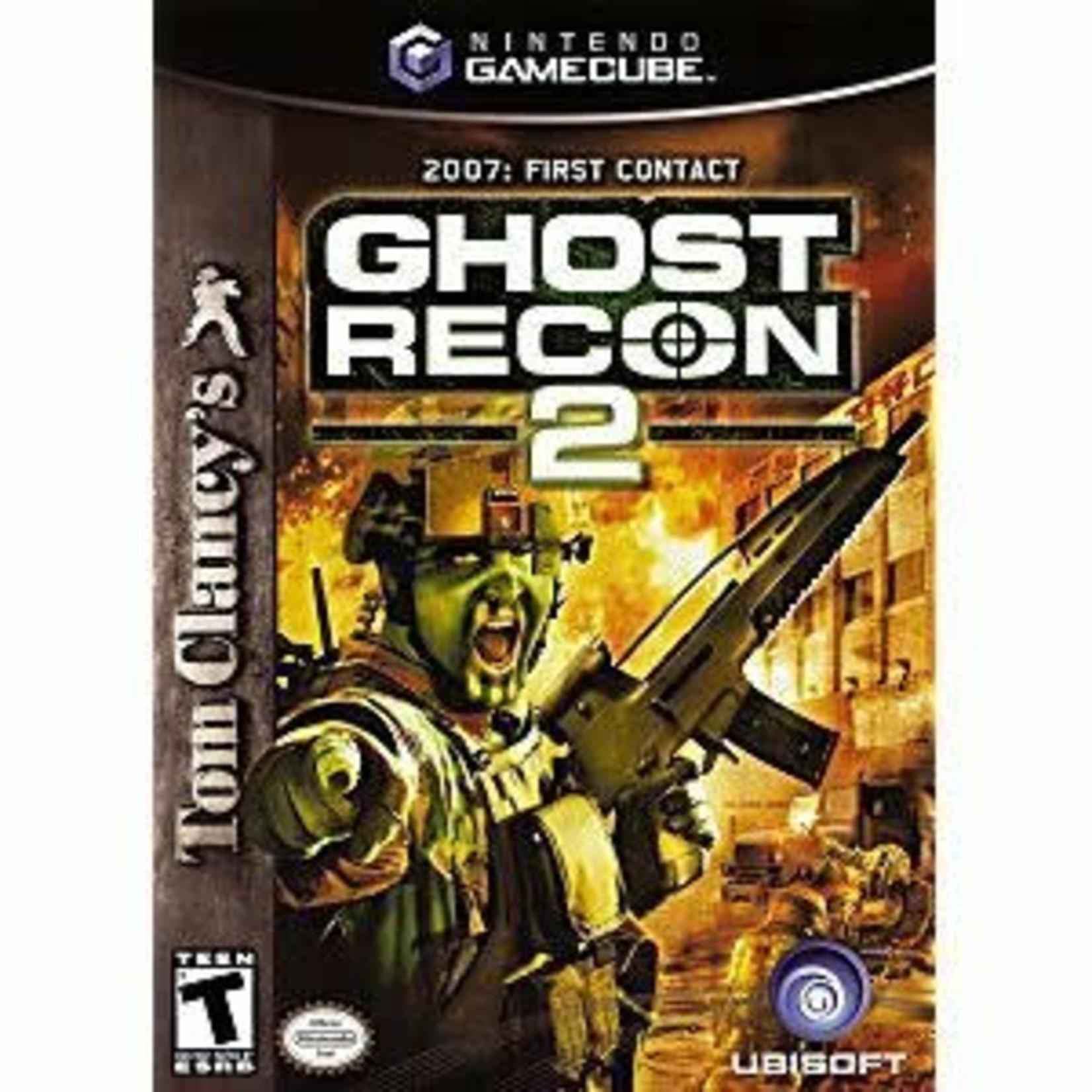 GCU-GHOST RECON 2