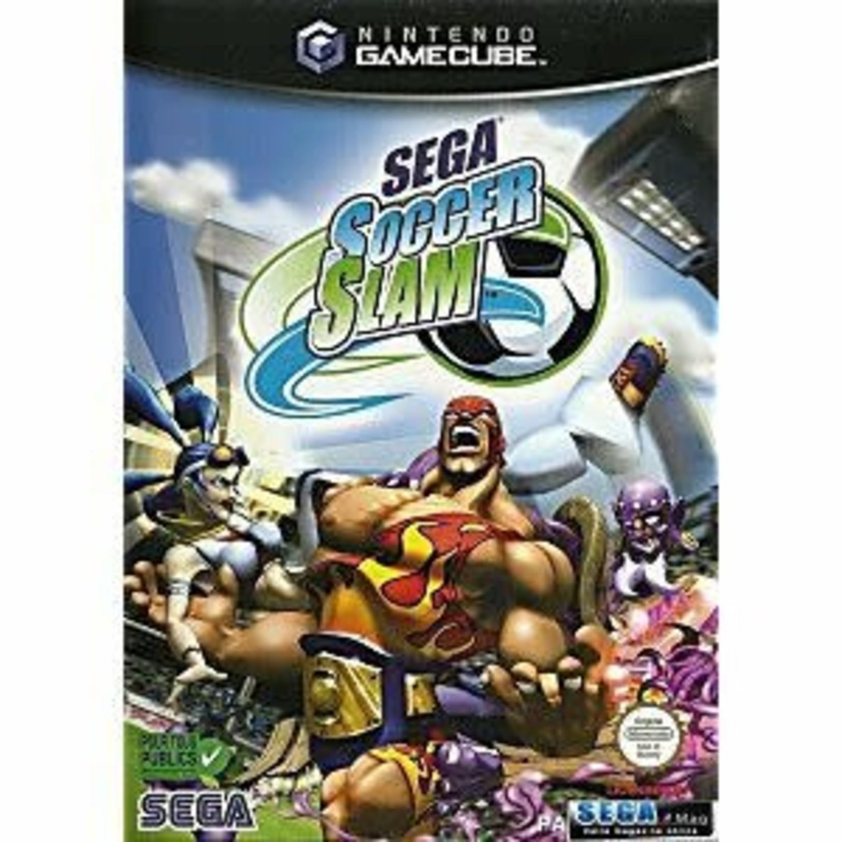 GCu-Sega Soccer Slam