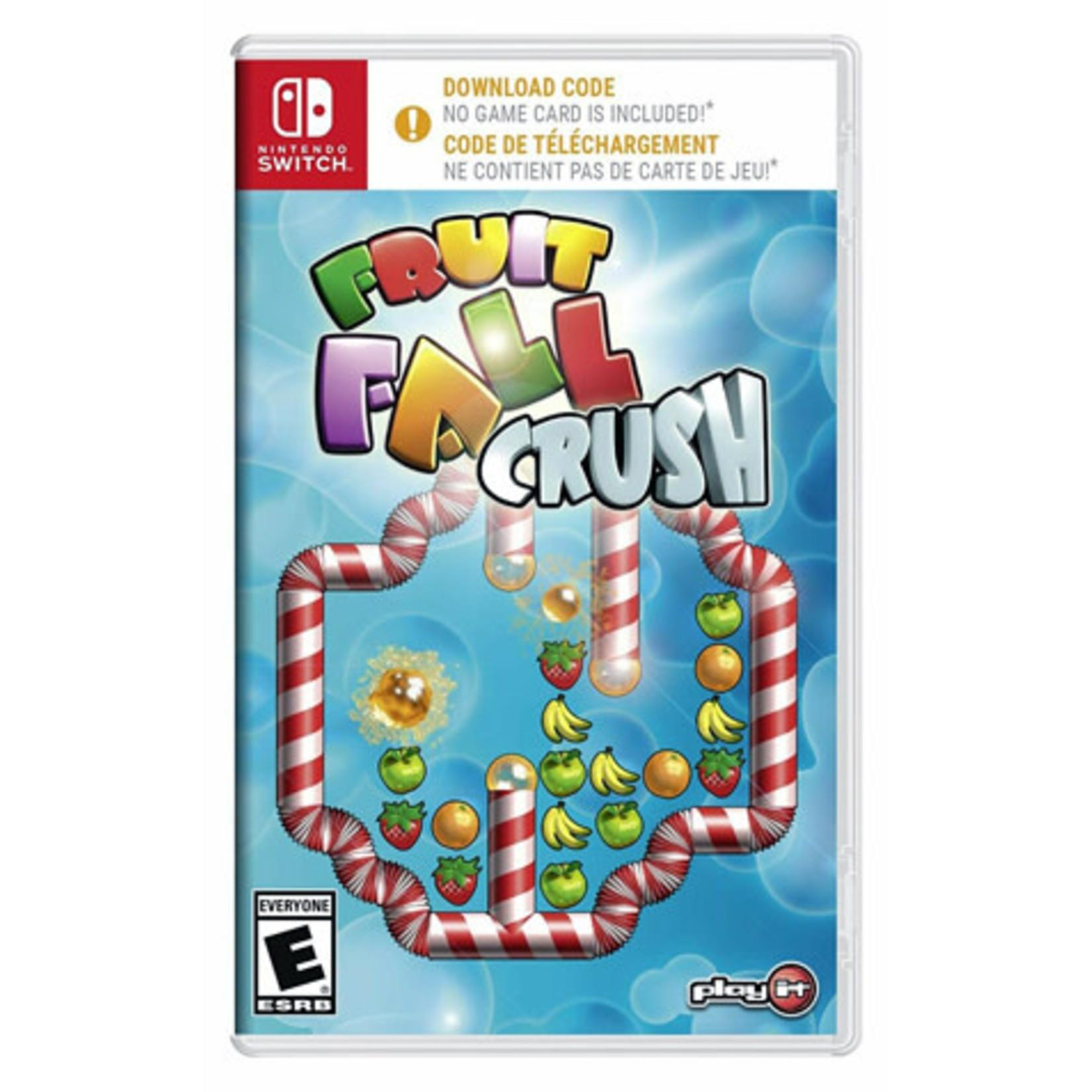 Switch-Fruit Fall Crush