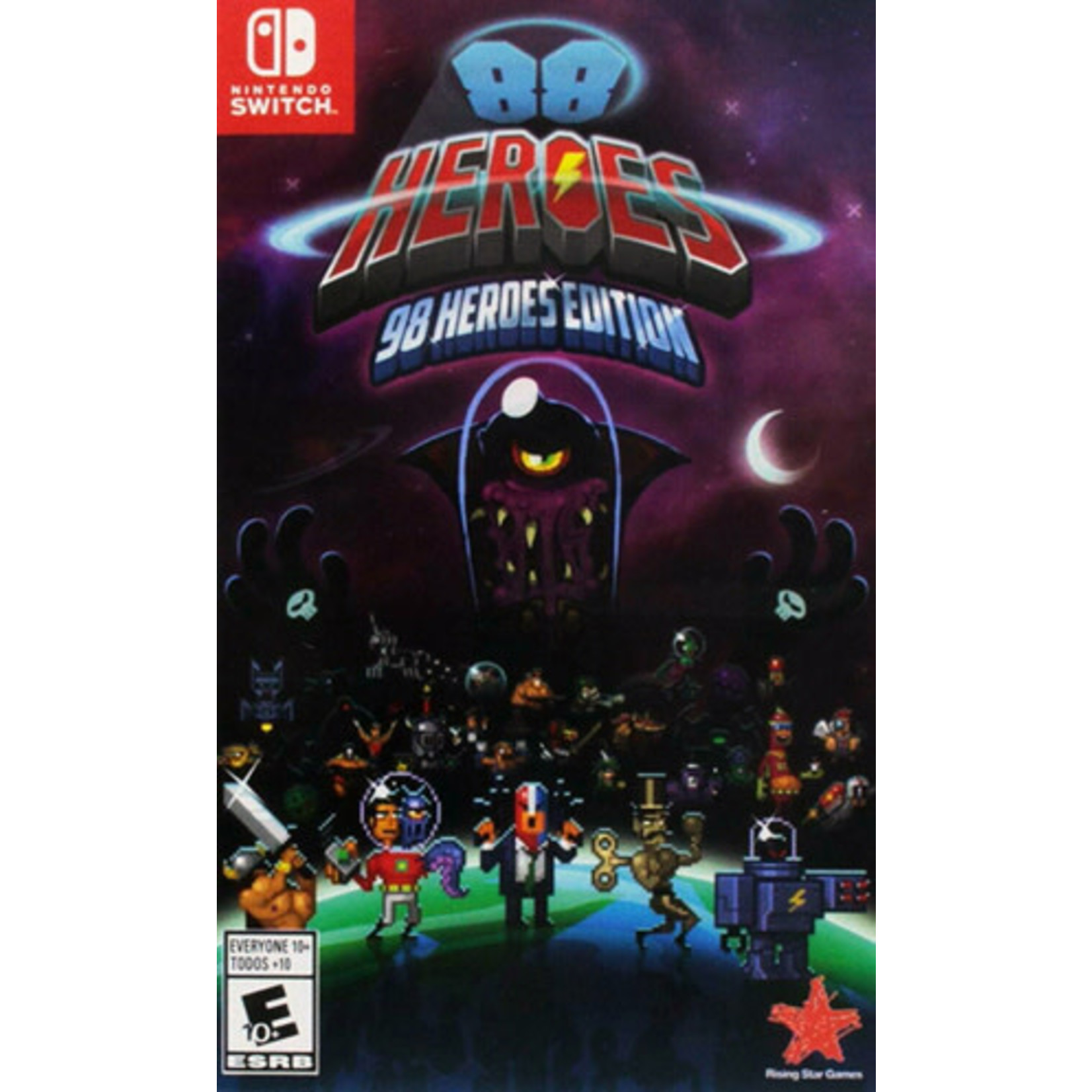 SWITCH-88 Heroes: 98 Heroes Edition