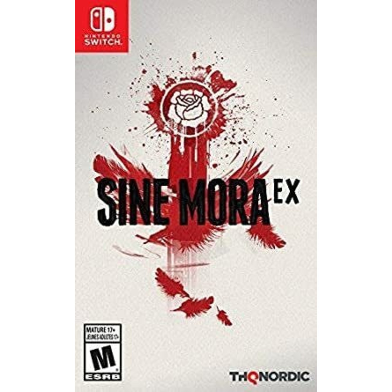 SWITCHU-Sine Mora EX