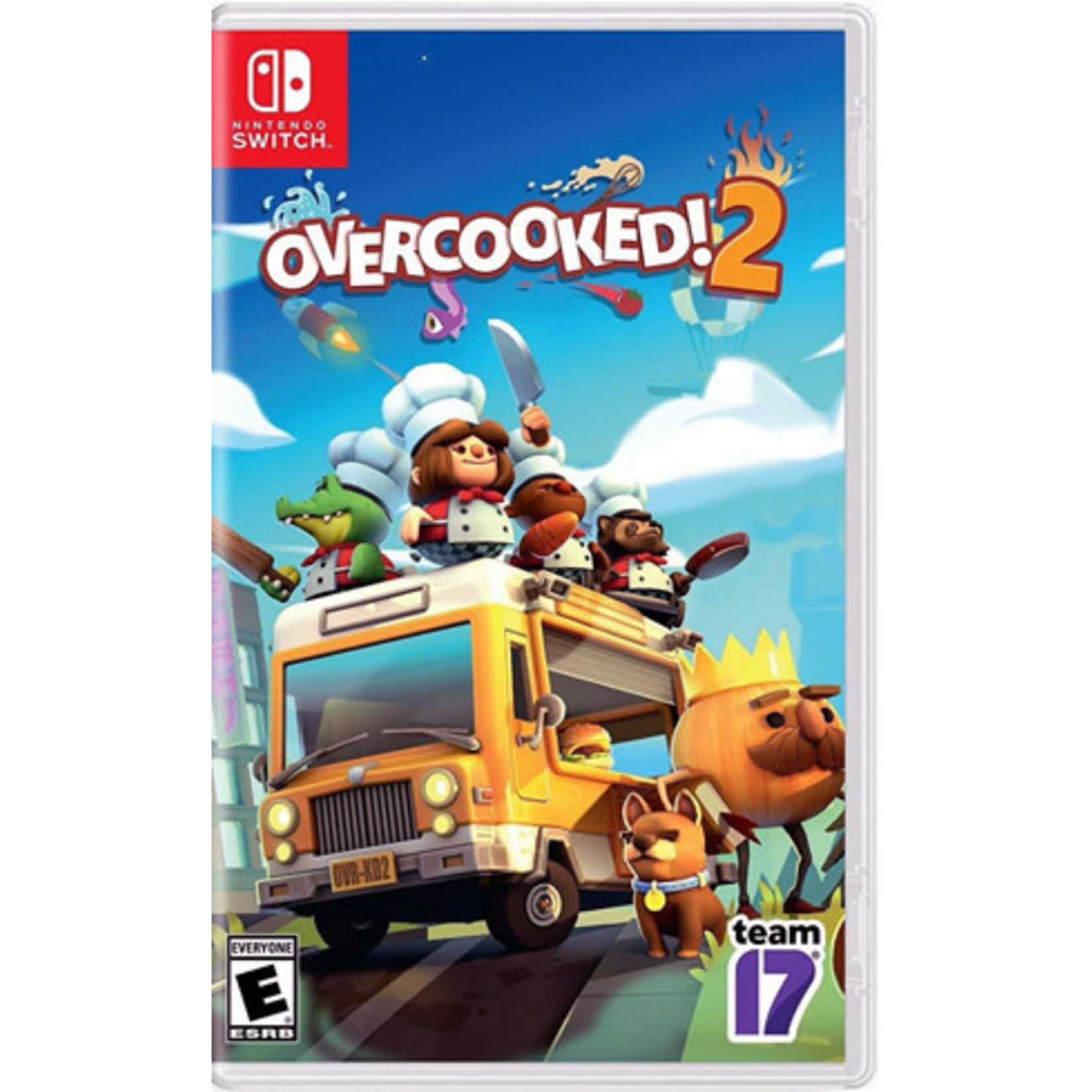 SWITCH-Overcooked! 2