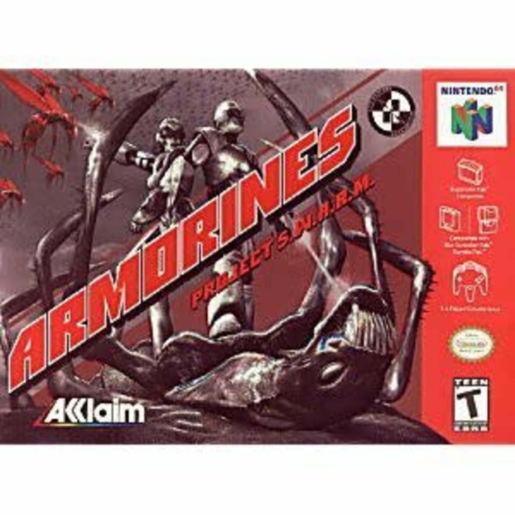 n64u-Armorines Project Swarm (cartridge)