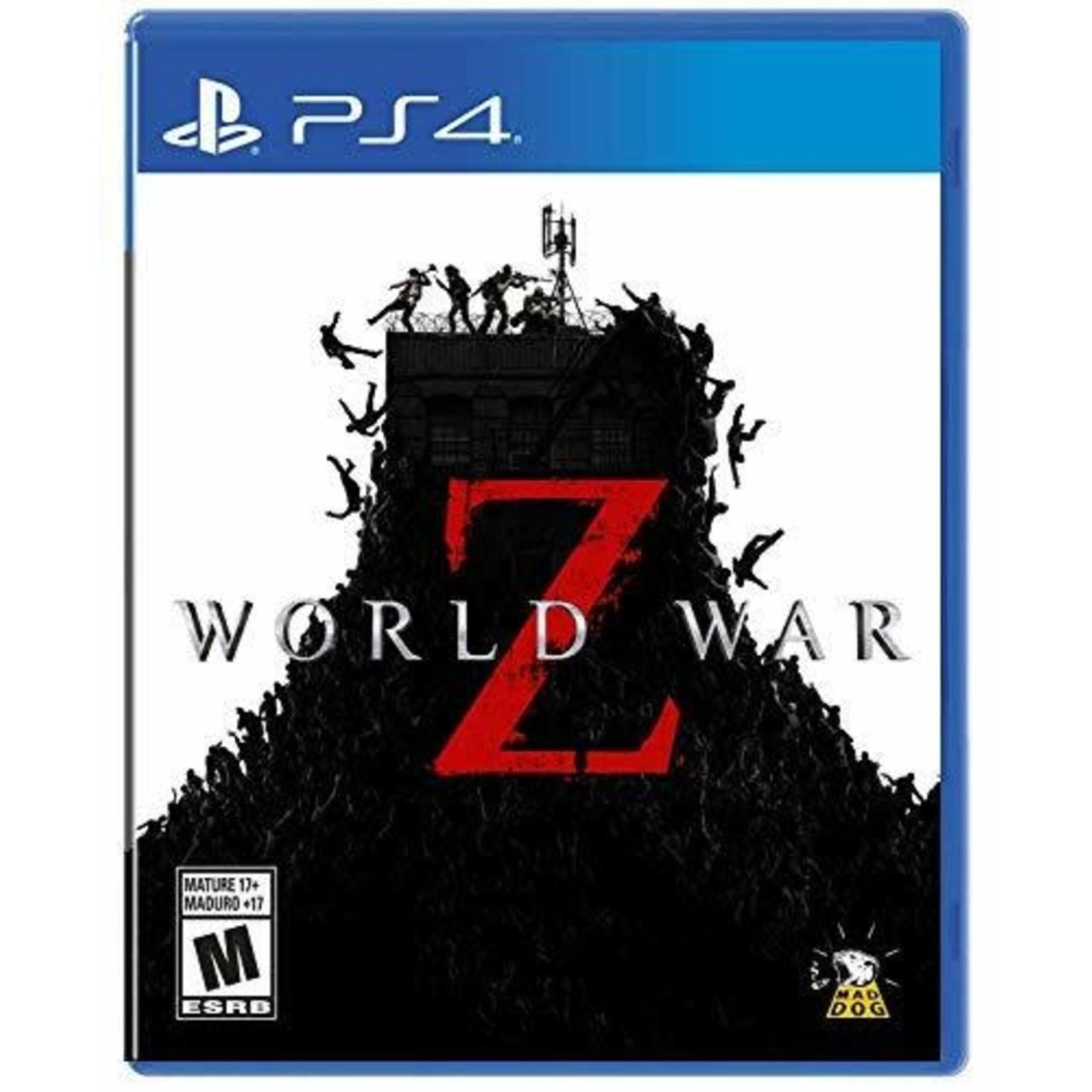 PS4-World War Z