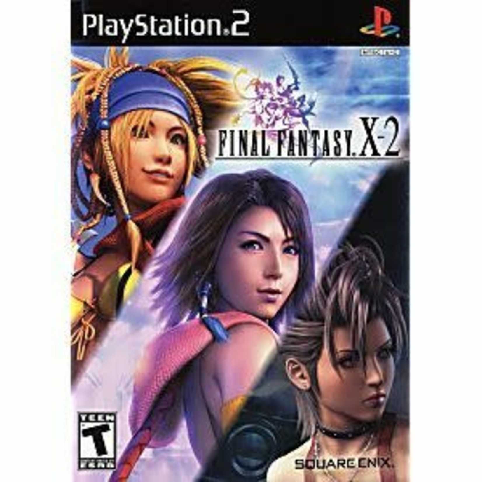 ps2u-Final Fantasy X-2
