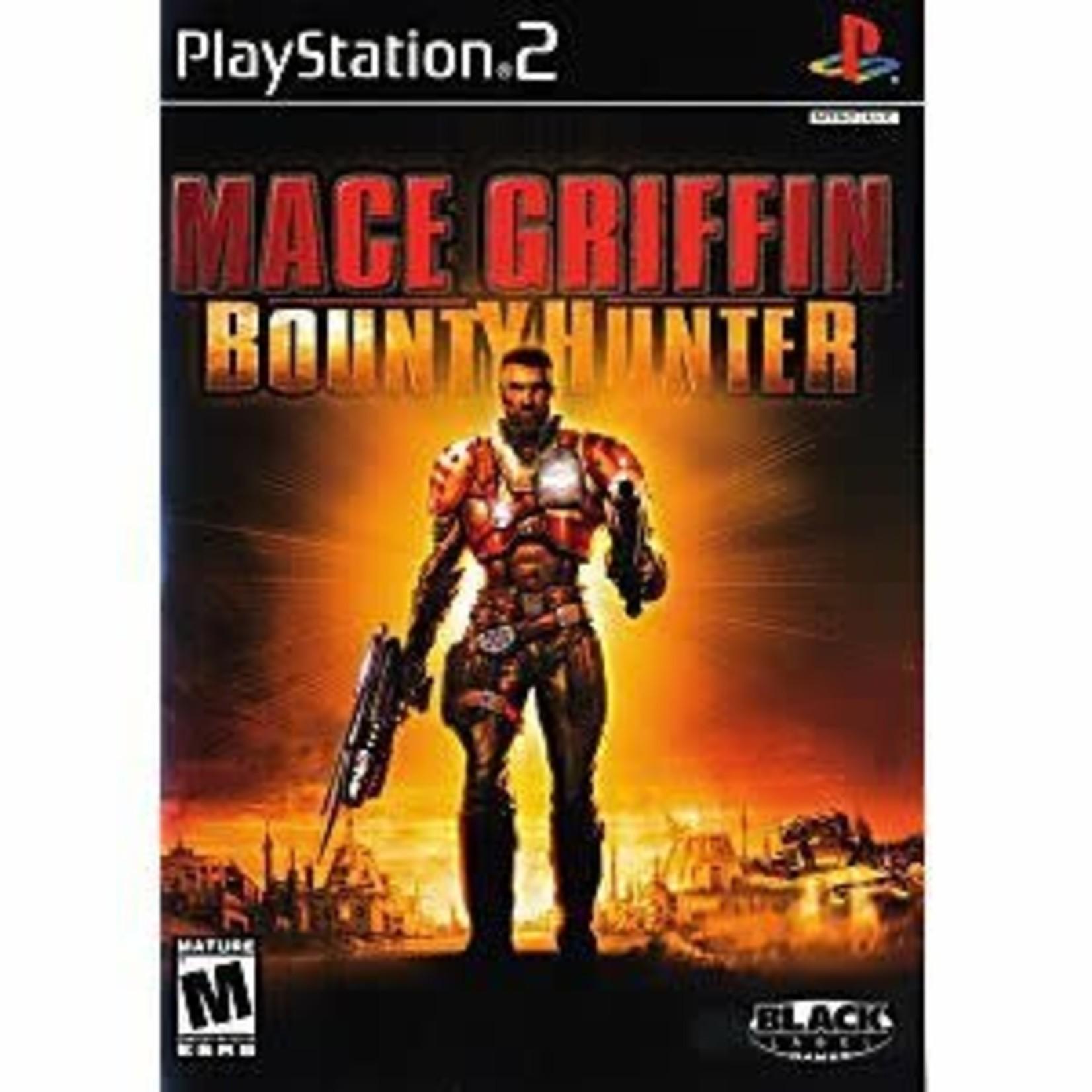 PS2U-MACE GRIFFIN BOUNTY HUNTER
