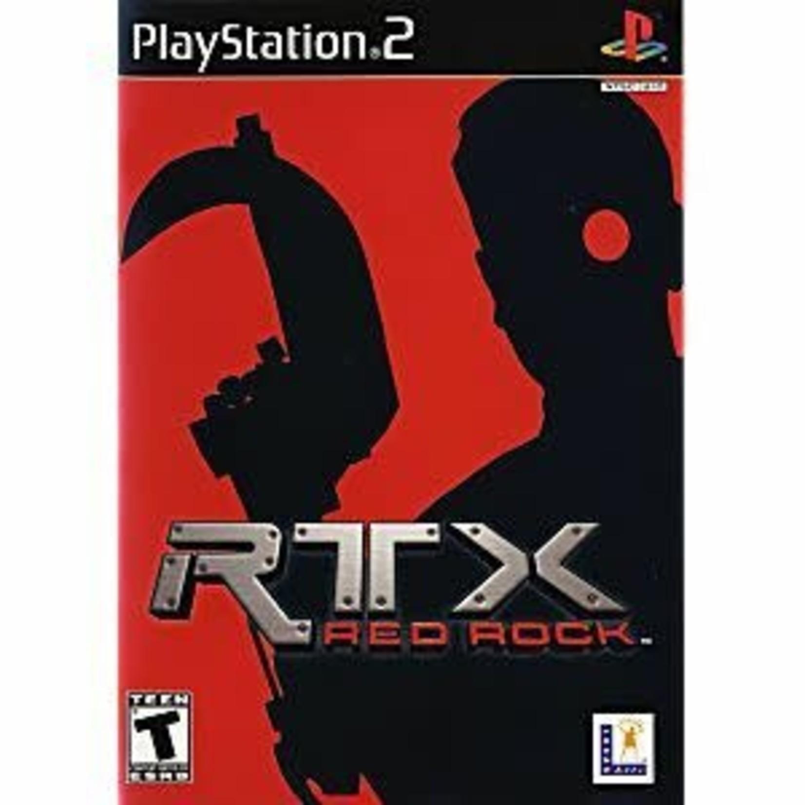 PS2U-RTX RED ROCK