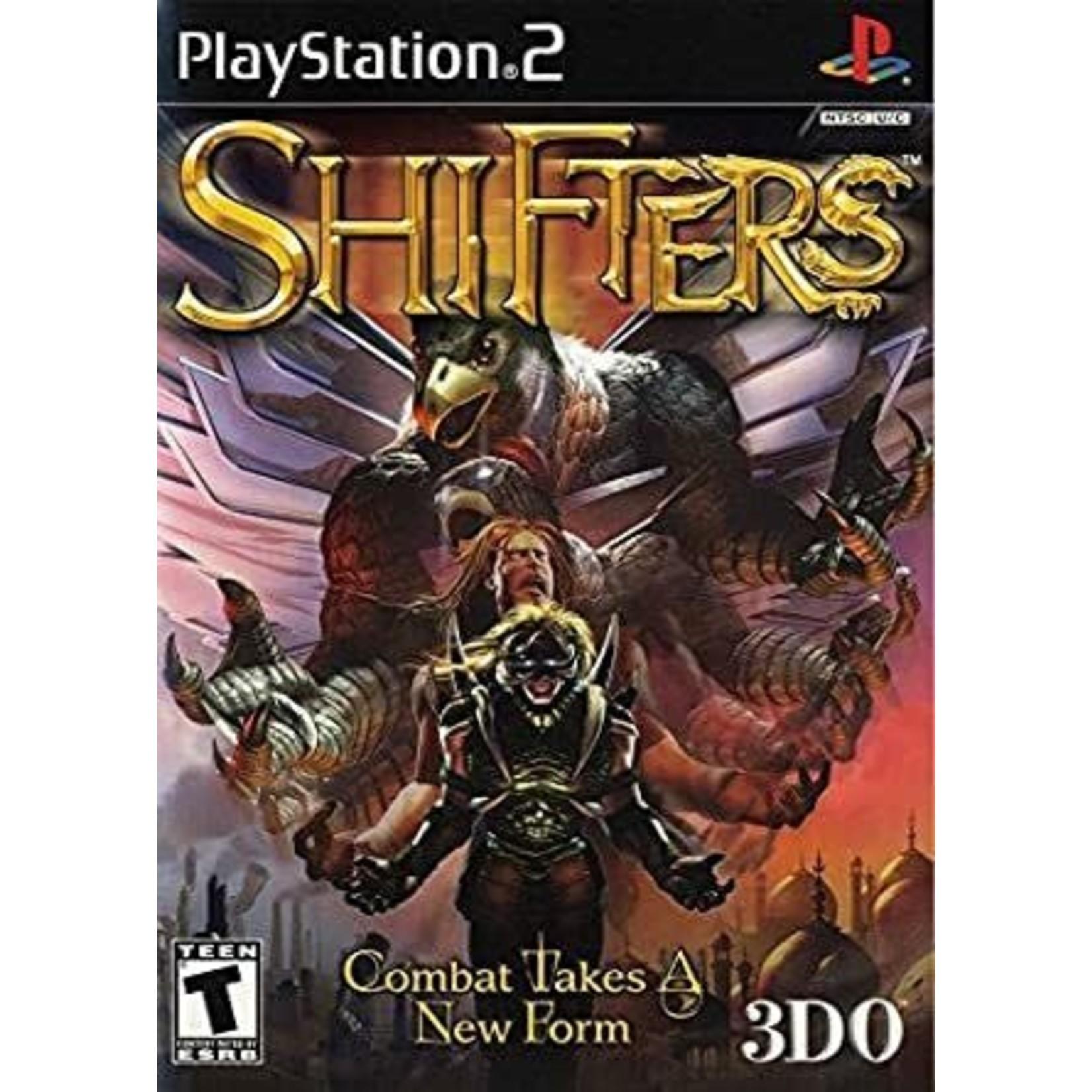 PS2U-Shifters