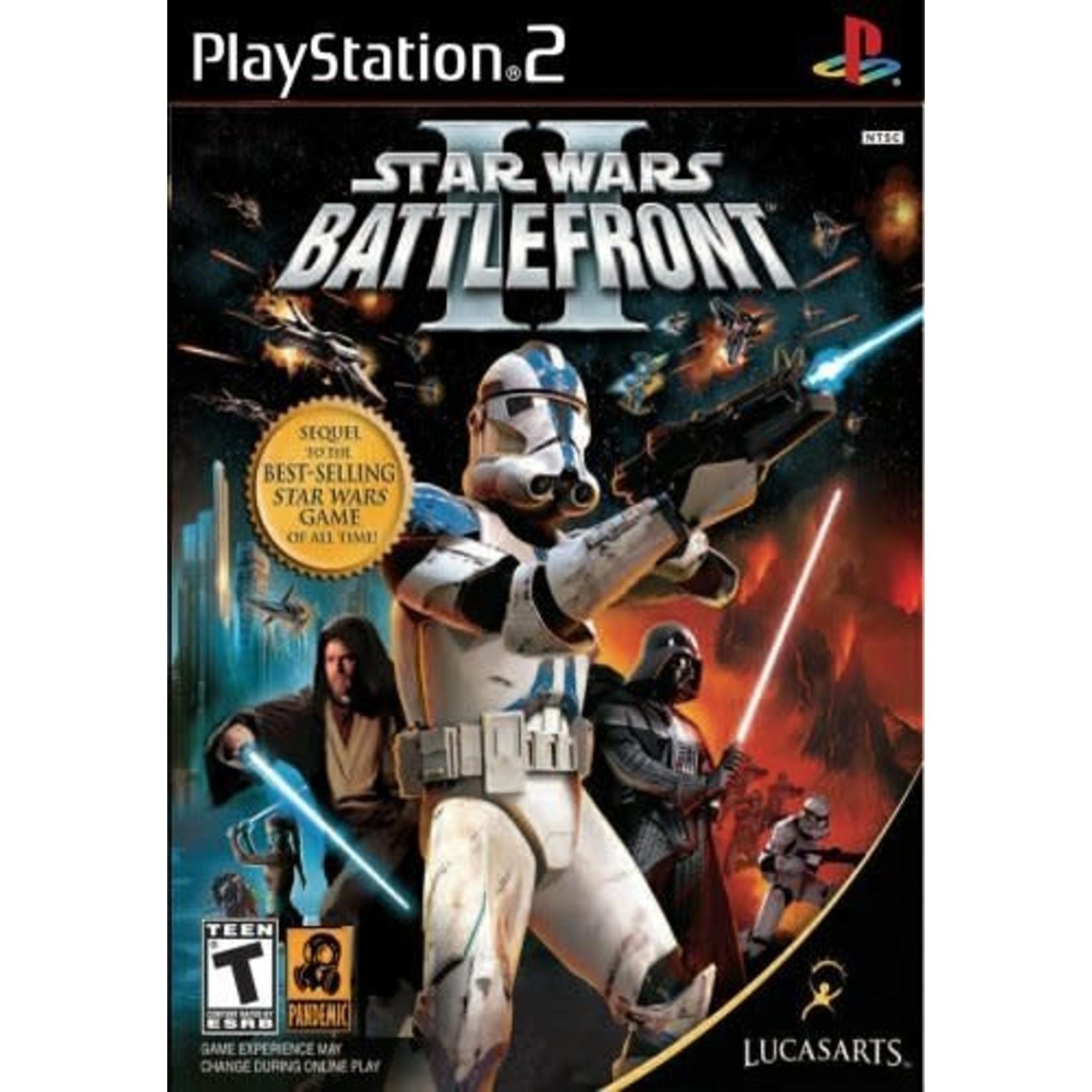 ps2u-Star Wars Battlefront II