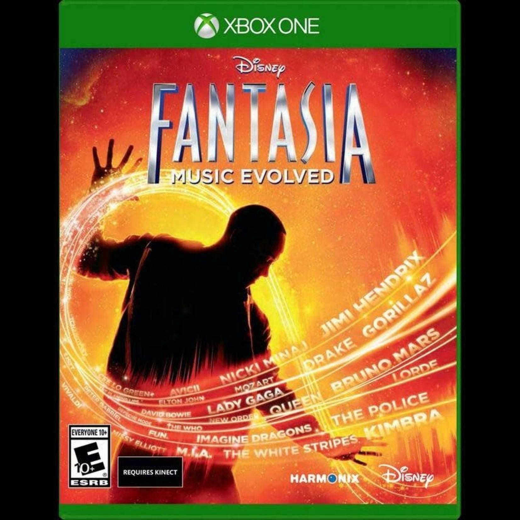 XB1U-Disney Fantasia: Music Evolved