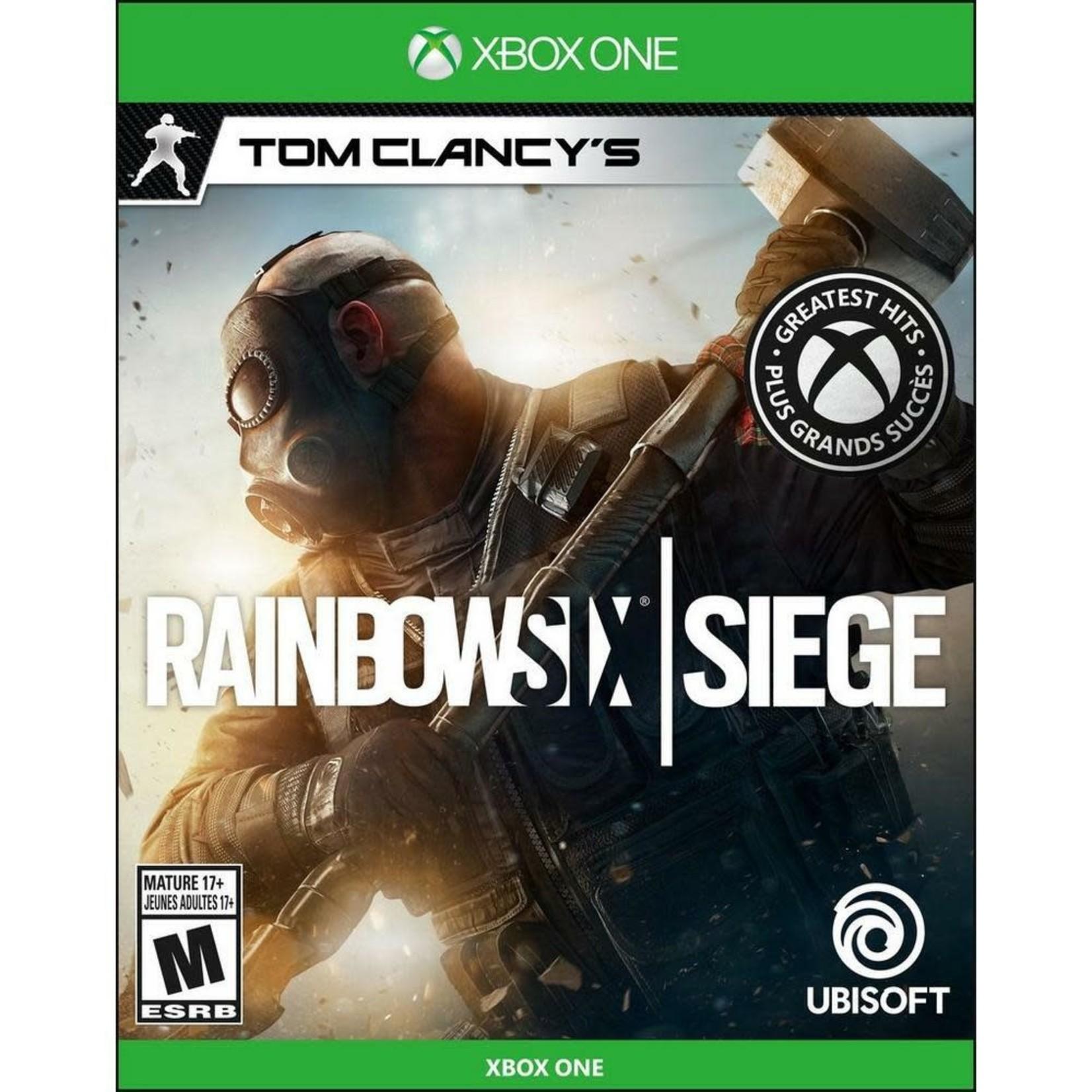 XB1U-Tom Clancy's Rainbow Six: Siege