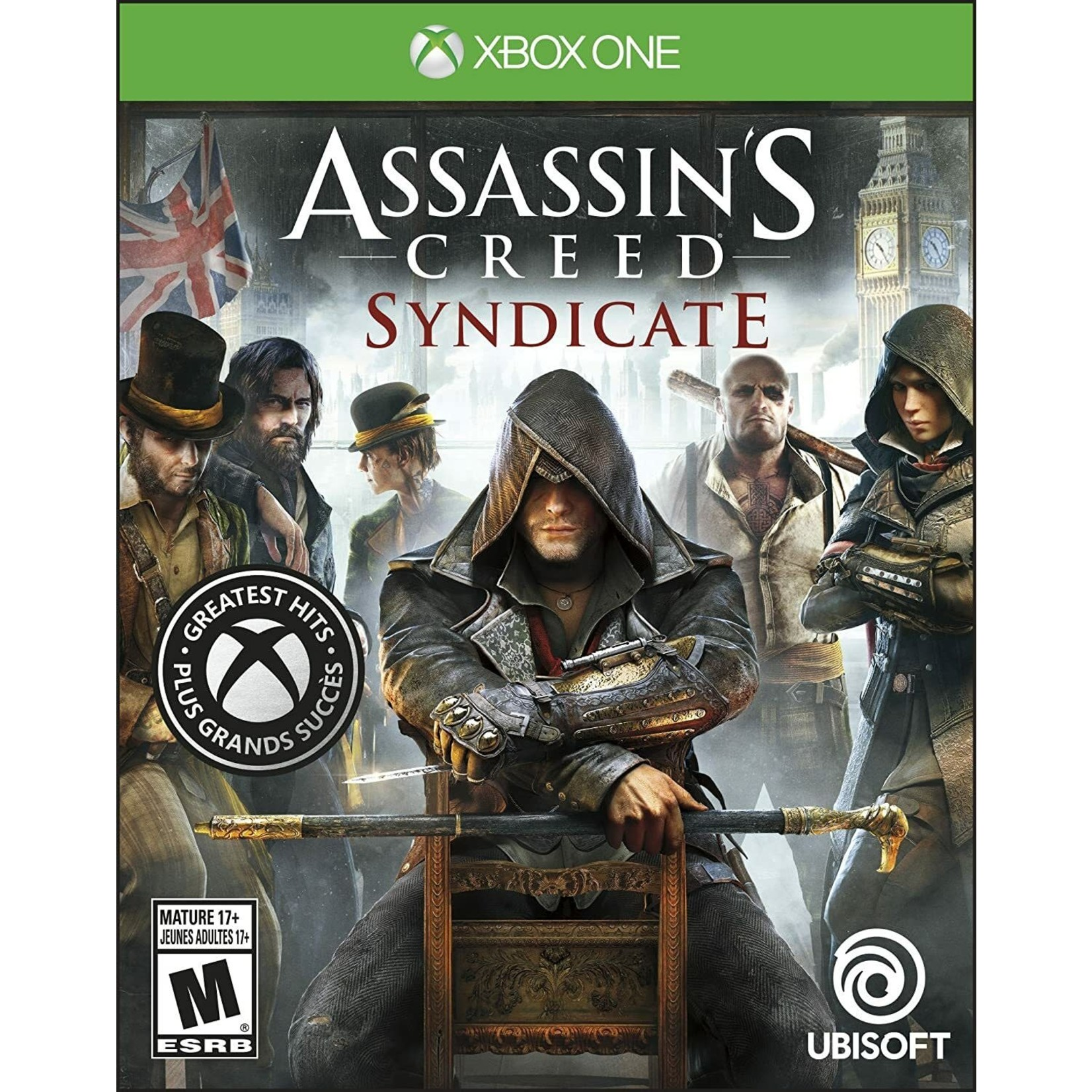 XB1U-Assassin's Creed Syndicate