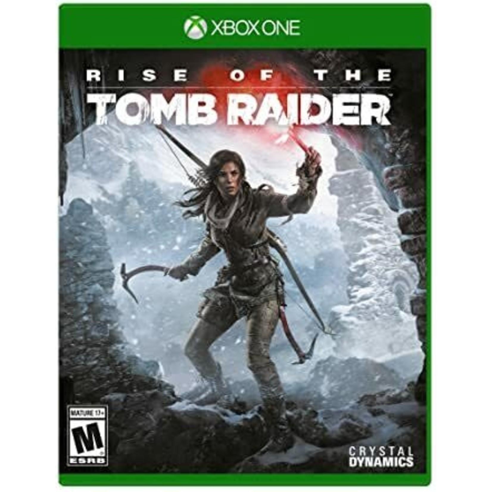 XB1U-Rise of the Tomb Raider