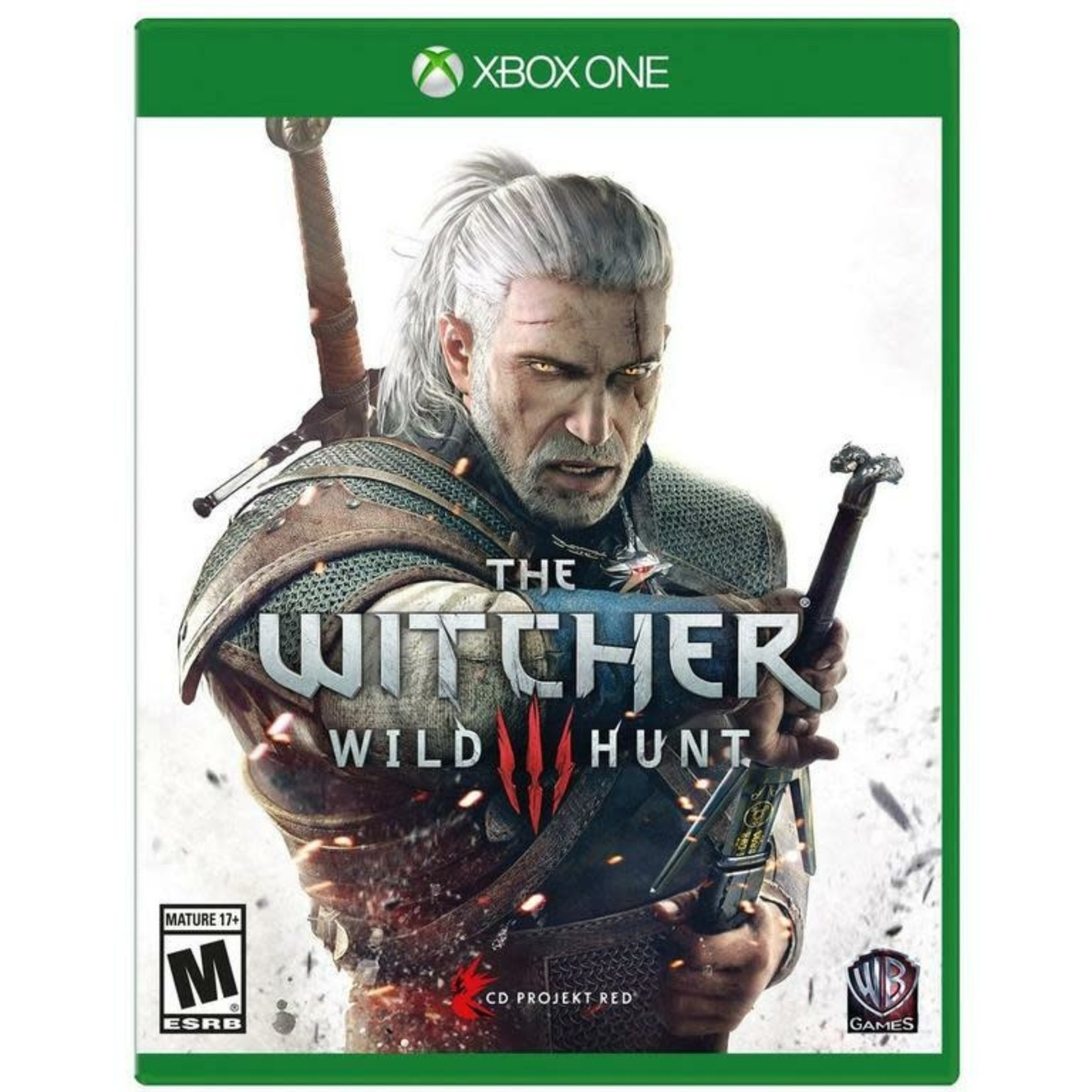 XB1U-The Witcher III: Wild Hunt